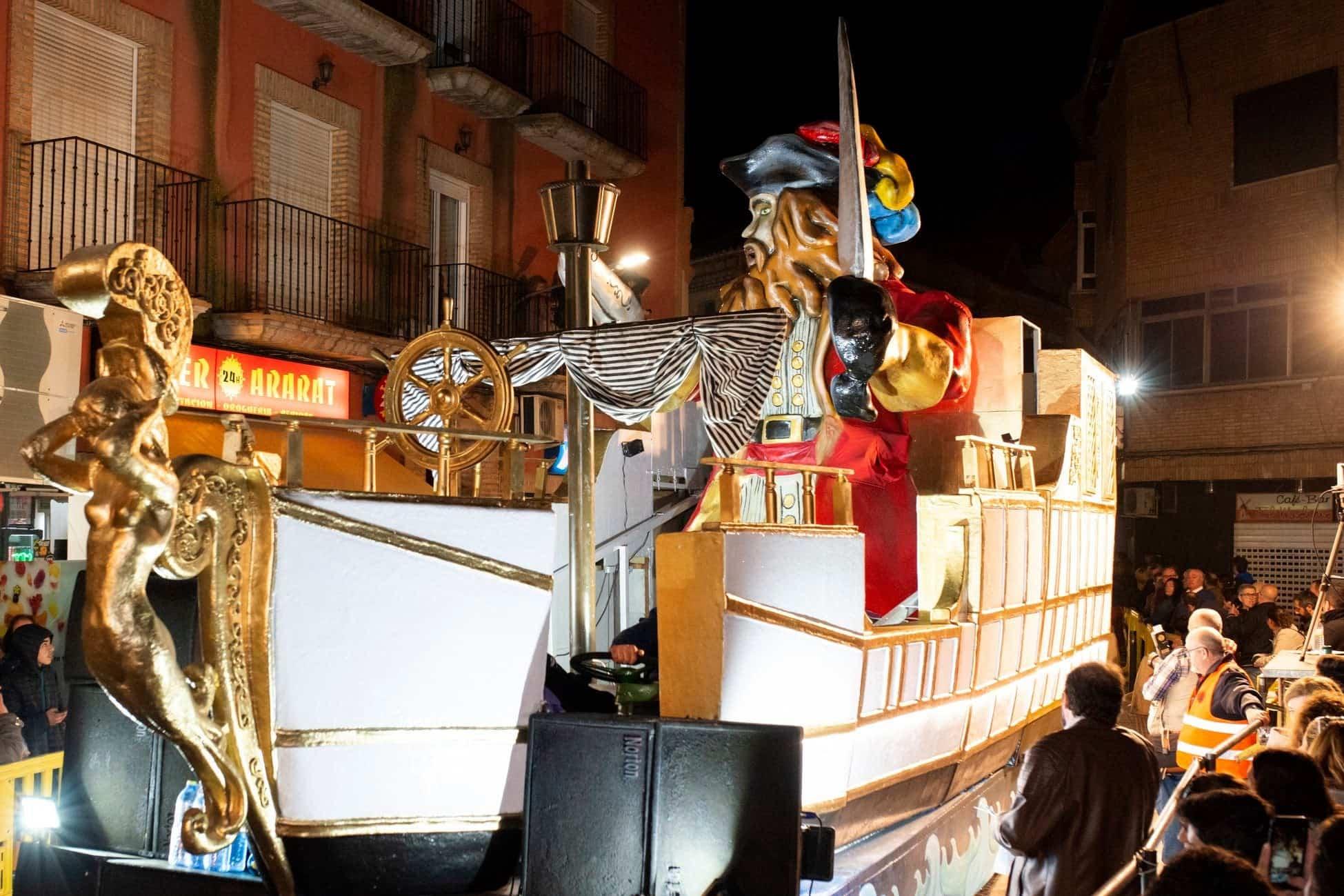 Selección de fotografías del Ofertorio del Carnaval de Herencia 437