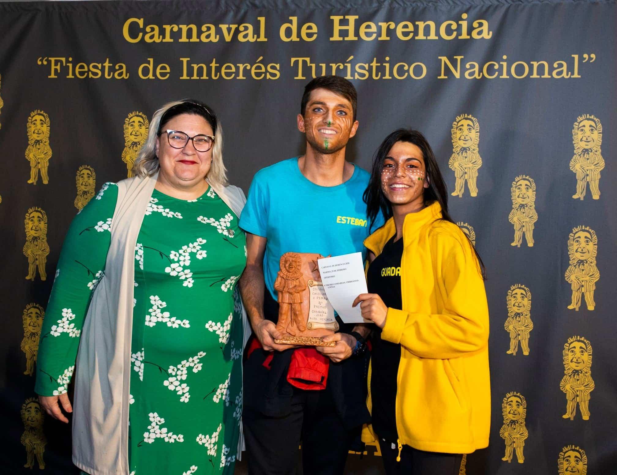 Selección de fotografías del Ofertorio del Carnaval de Herencia 436