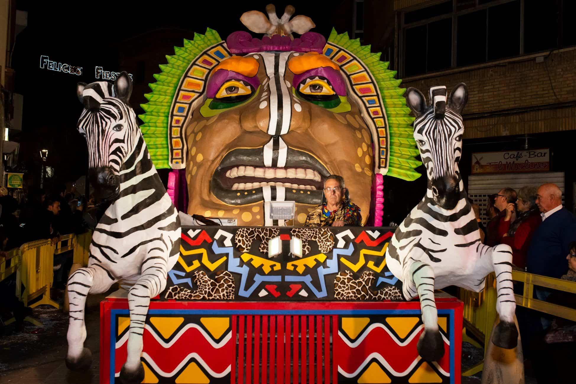 Selección de fotografías del Ofertorio del Carnaval de Herencia 435