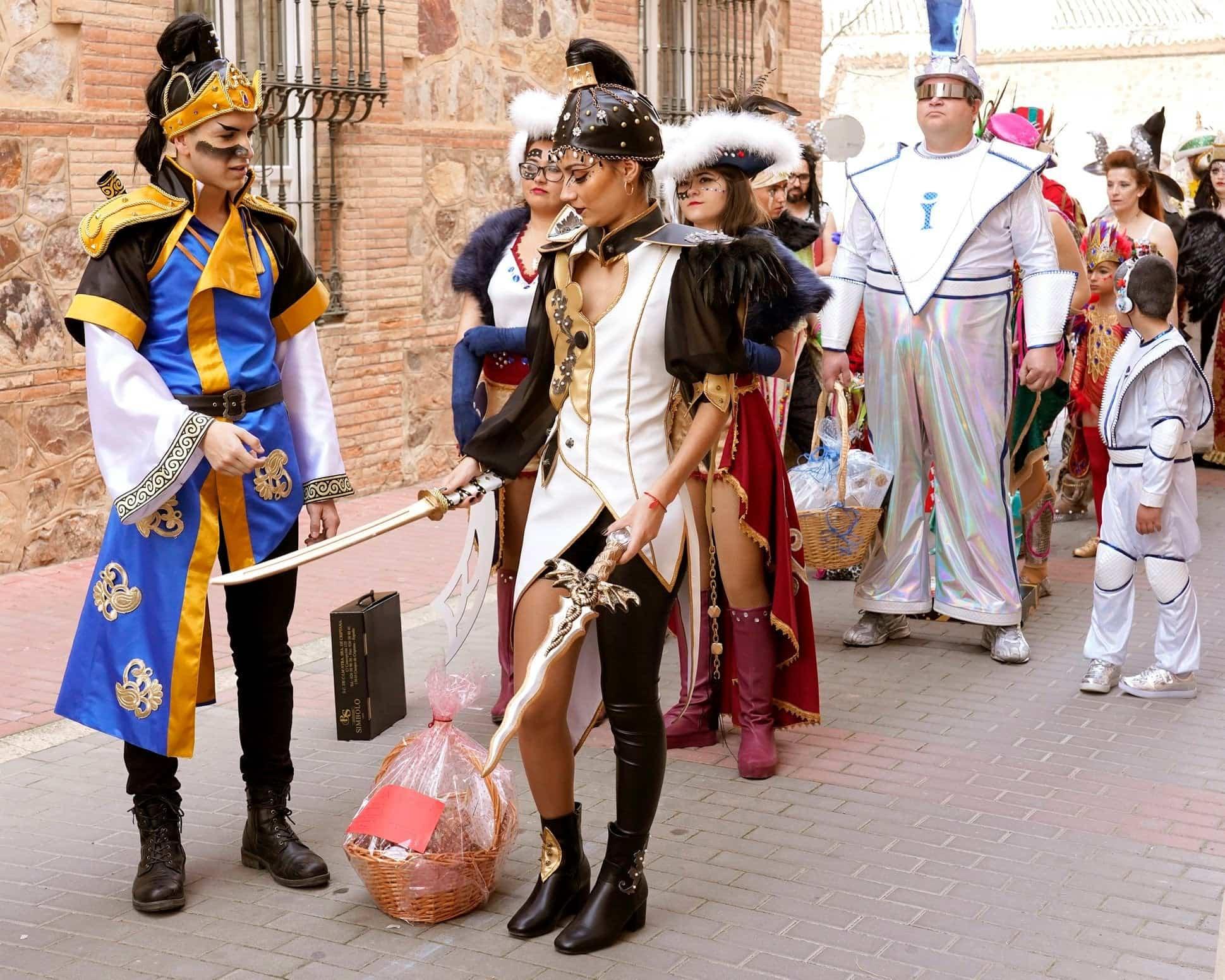 Selección de fotografías del Ofertorio del Carnaval de Herencia 434