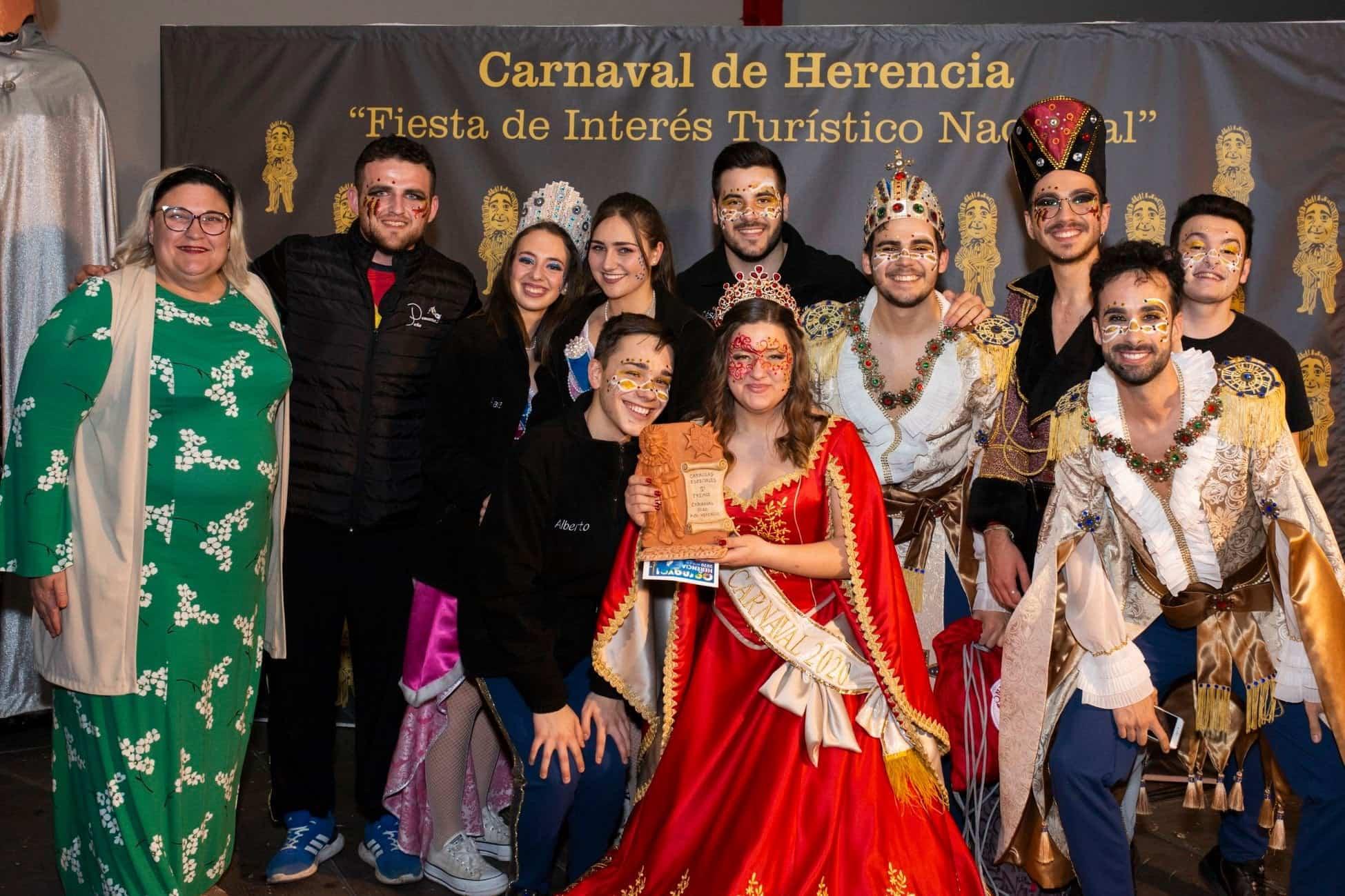 Carnaval de herencia 2020 ofertorio 129 - Selección de fotografías del Ofertorio del Carnaval de Herencia