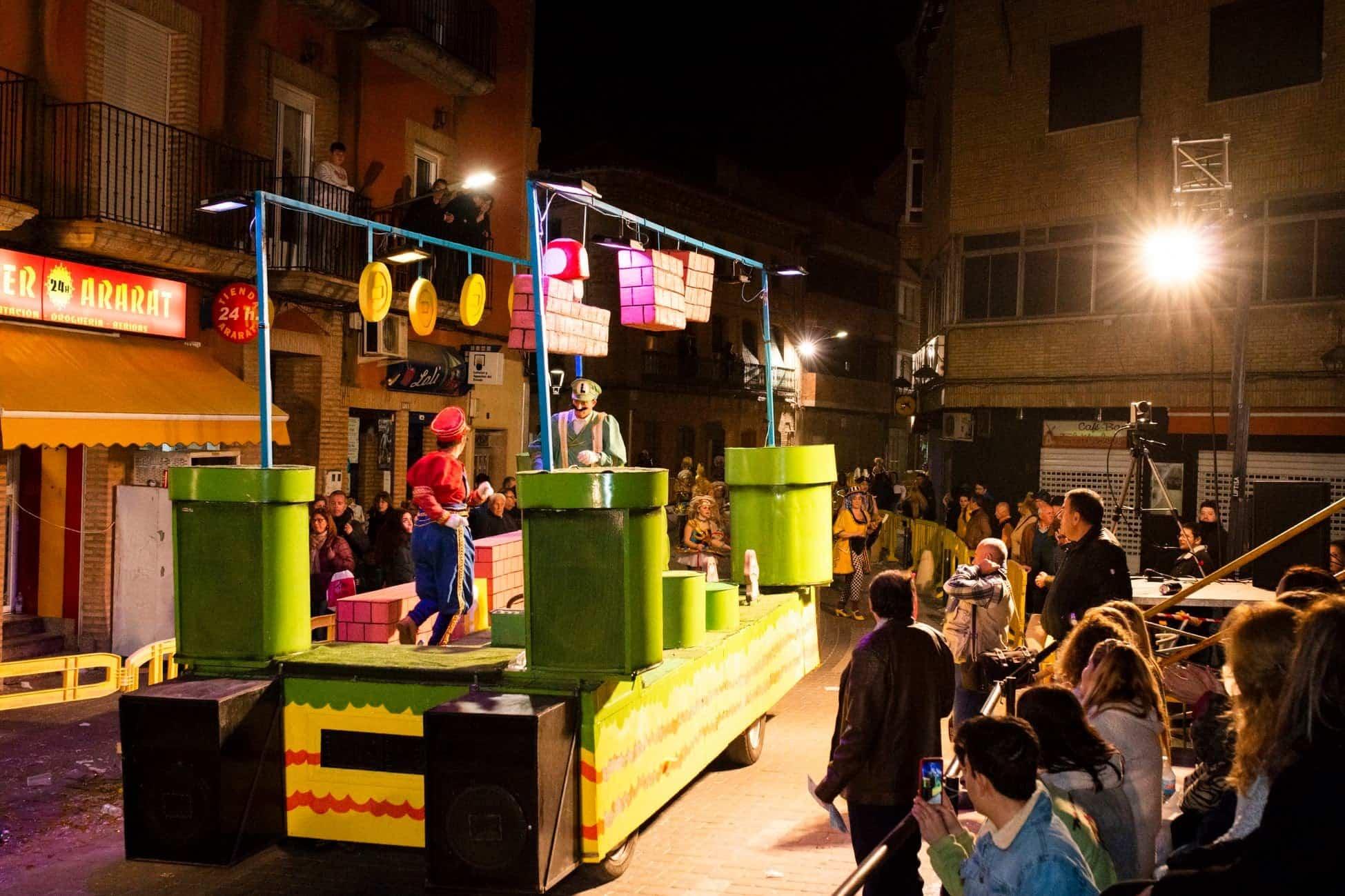 Selección de fotografías del Ofertorio del Carnaval de Herencia 549