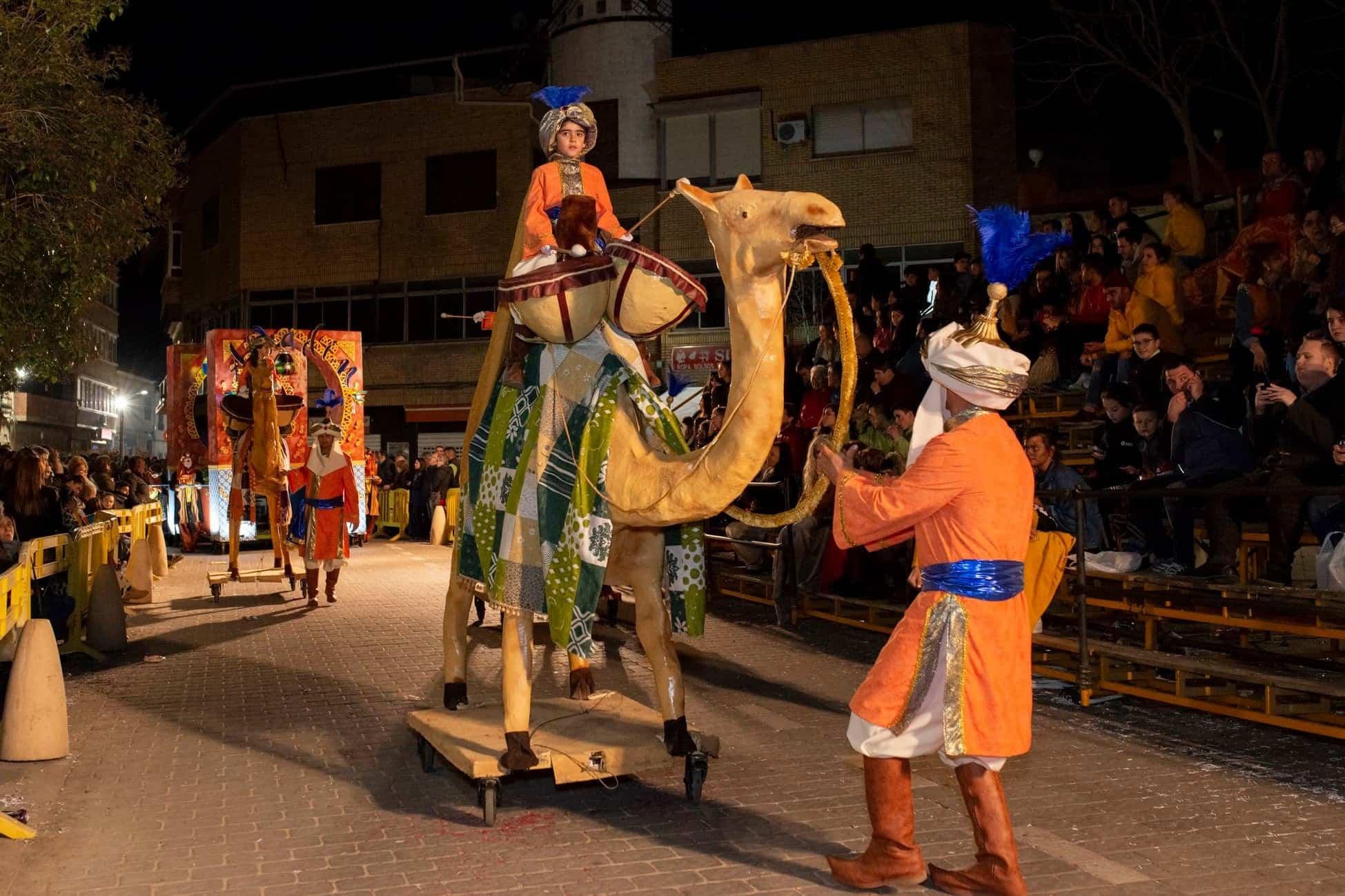 Selección de fotografías del Ofertorio del Carnaval de Herencia 431