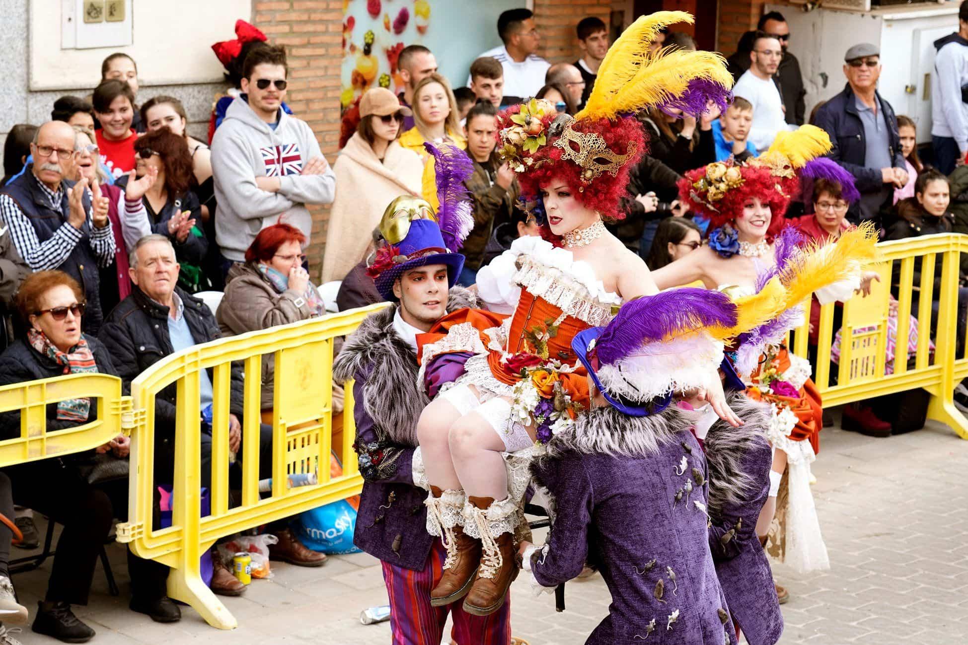 Selección de fotografías del Ofertorio del Carnaval de Herencia 430