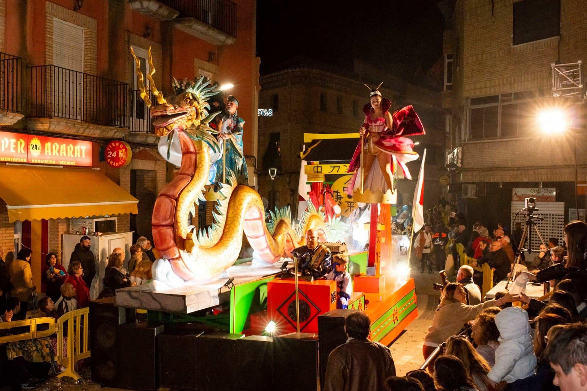 Selección de fotografías del Ofertorio del Carnaval de Herencia 429