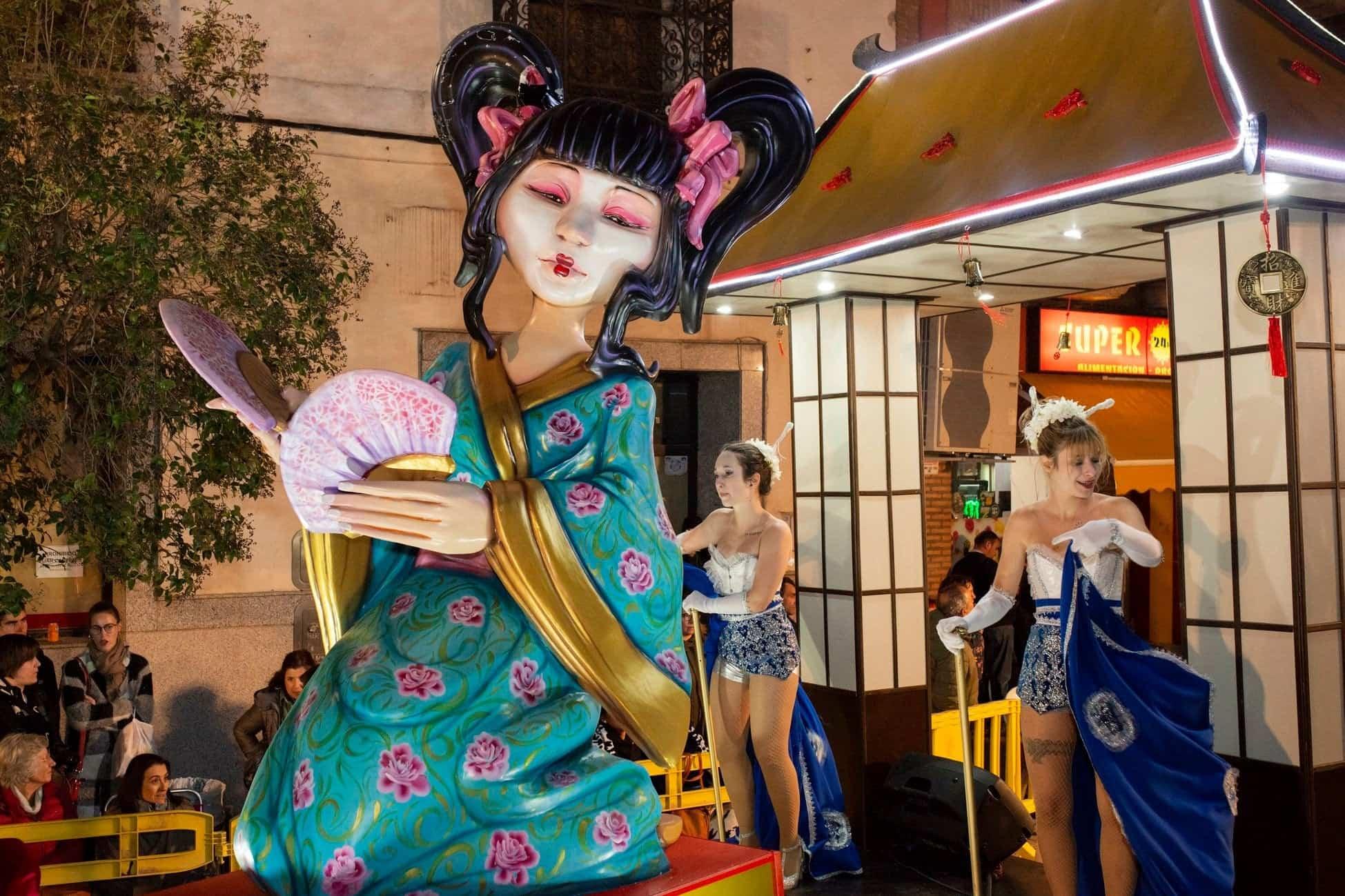 Selección de fotografías del Ofertorio del Carnaval de Herencia 428