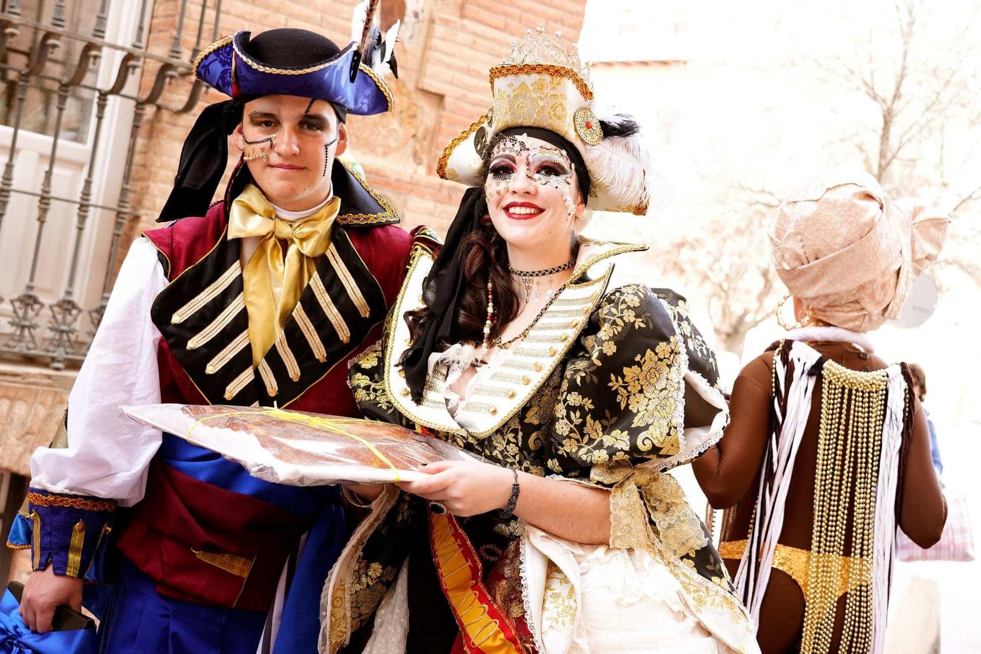 Selección de fotografías del Ofertorio del Carnaval de Herencia 427