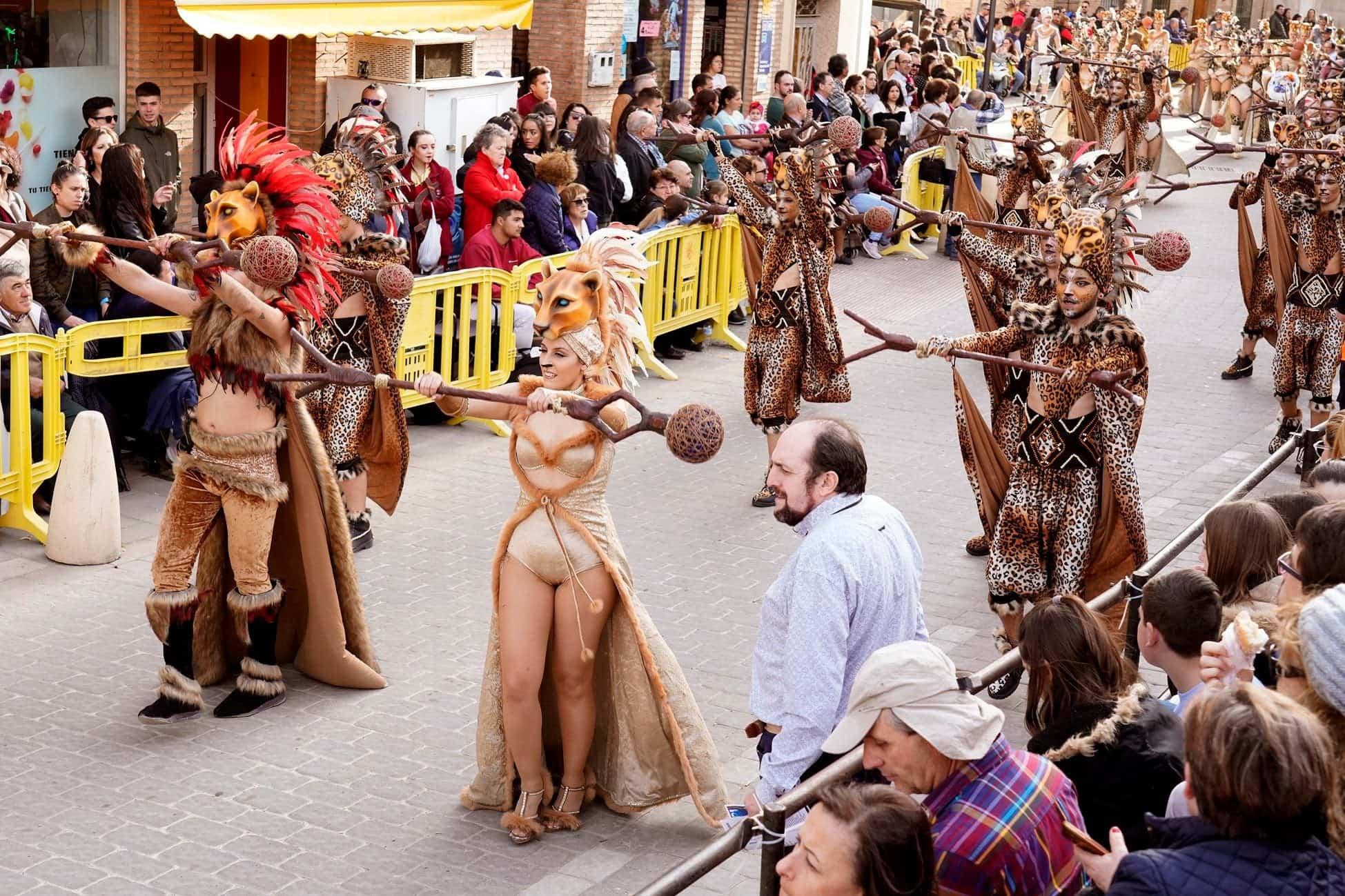 Selección de fotografías del Ofertorio del Carnaval de Herencia 426