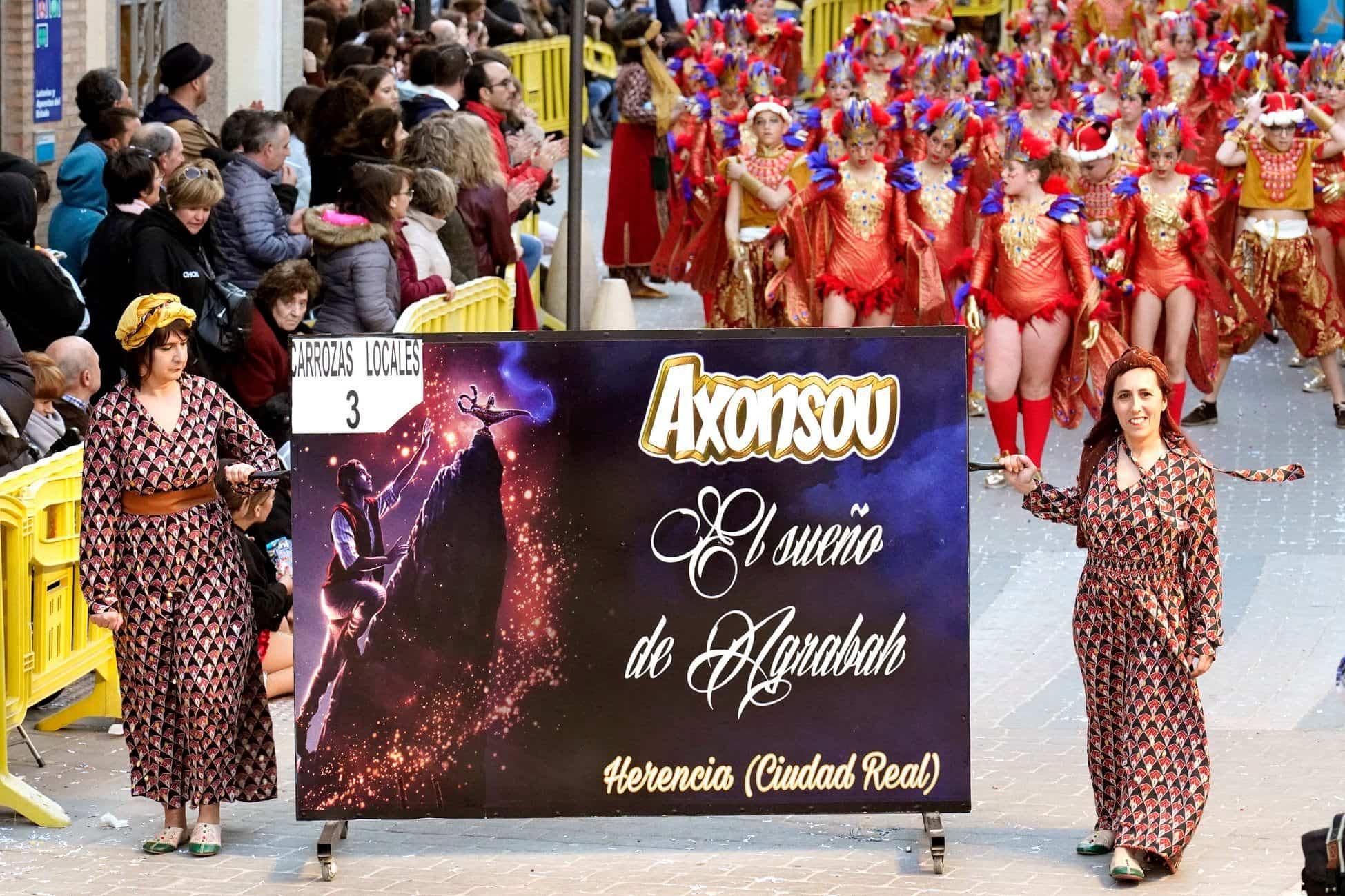 Selección de fotografías del Ofertorio del Carnaval de Herencia 425