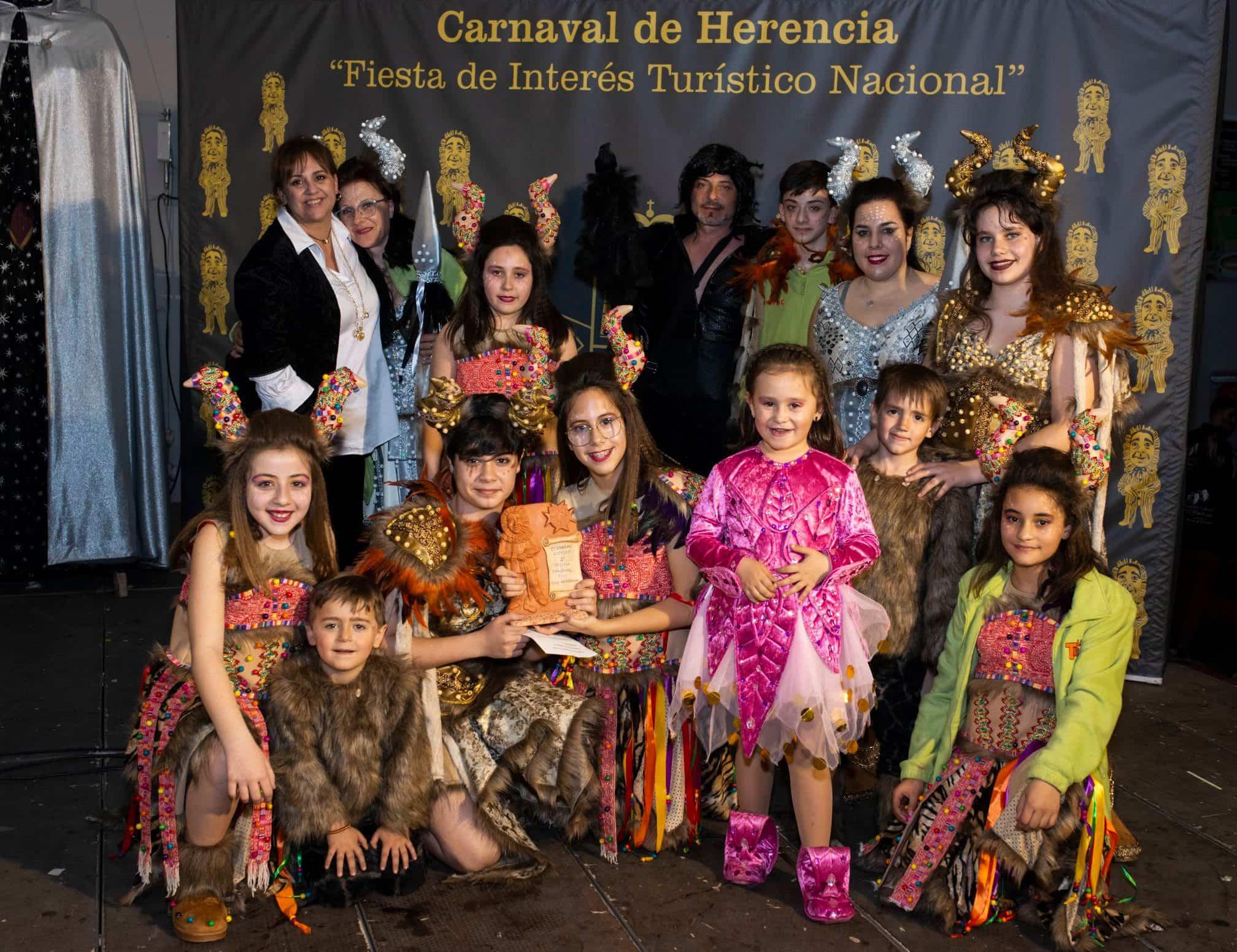 Selección de fotografías del Ofertorio del Carnaval de Herencia 424