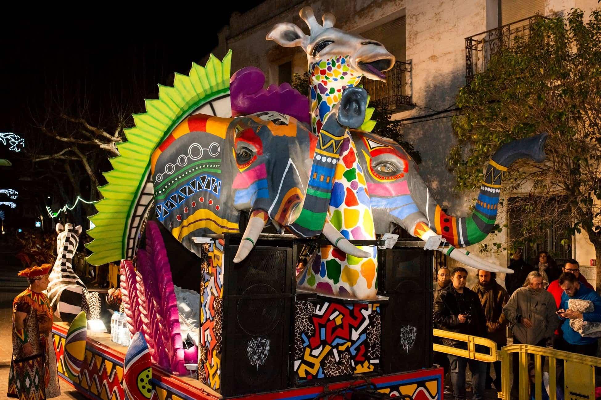 Selección de fotografías del Ofertorio del Carnaval de Herencia 423