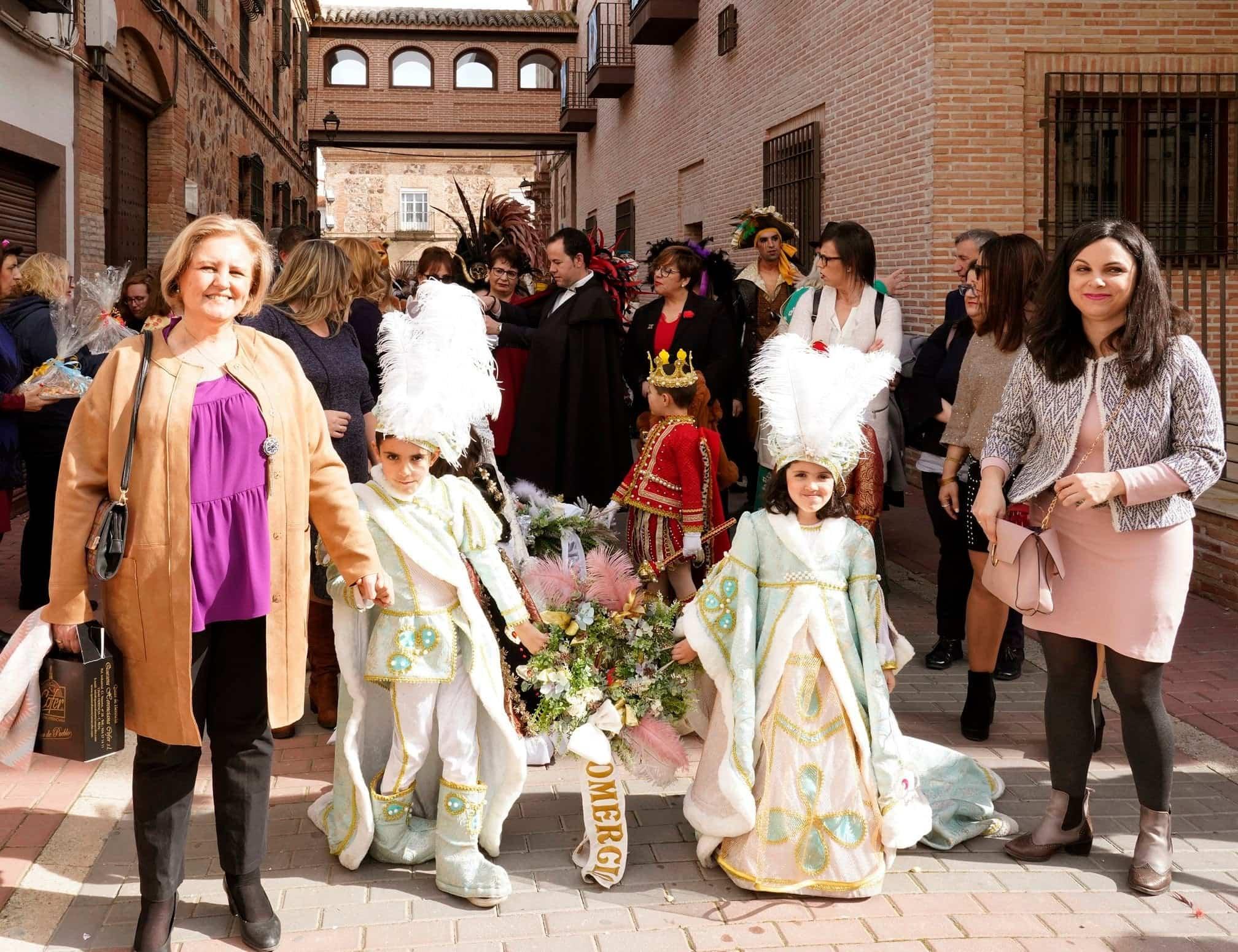 Selección de fotografías del Ofertorio del Carnaval de Herencia 422