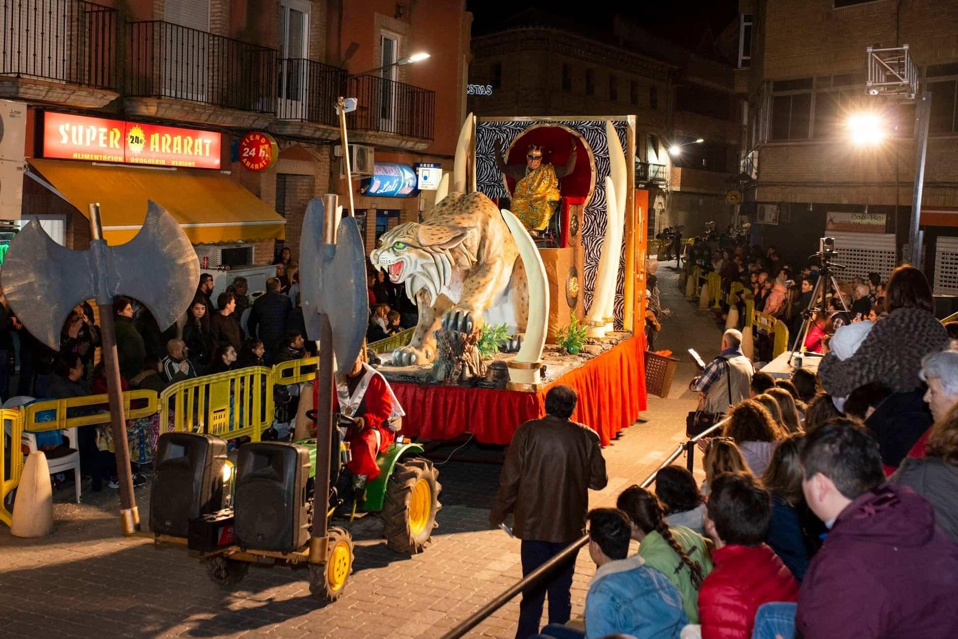 Selección de fotografías del Ofertorio del Carnaval de Herencia 421