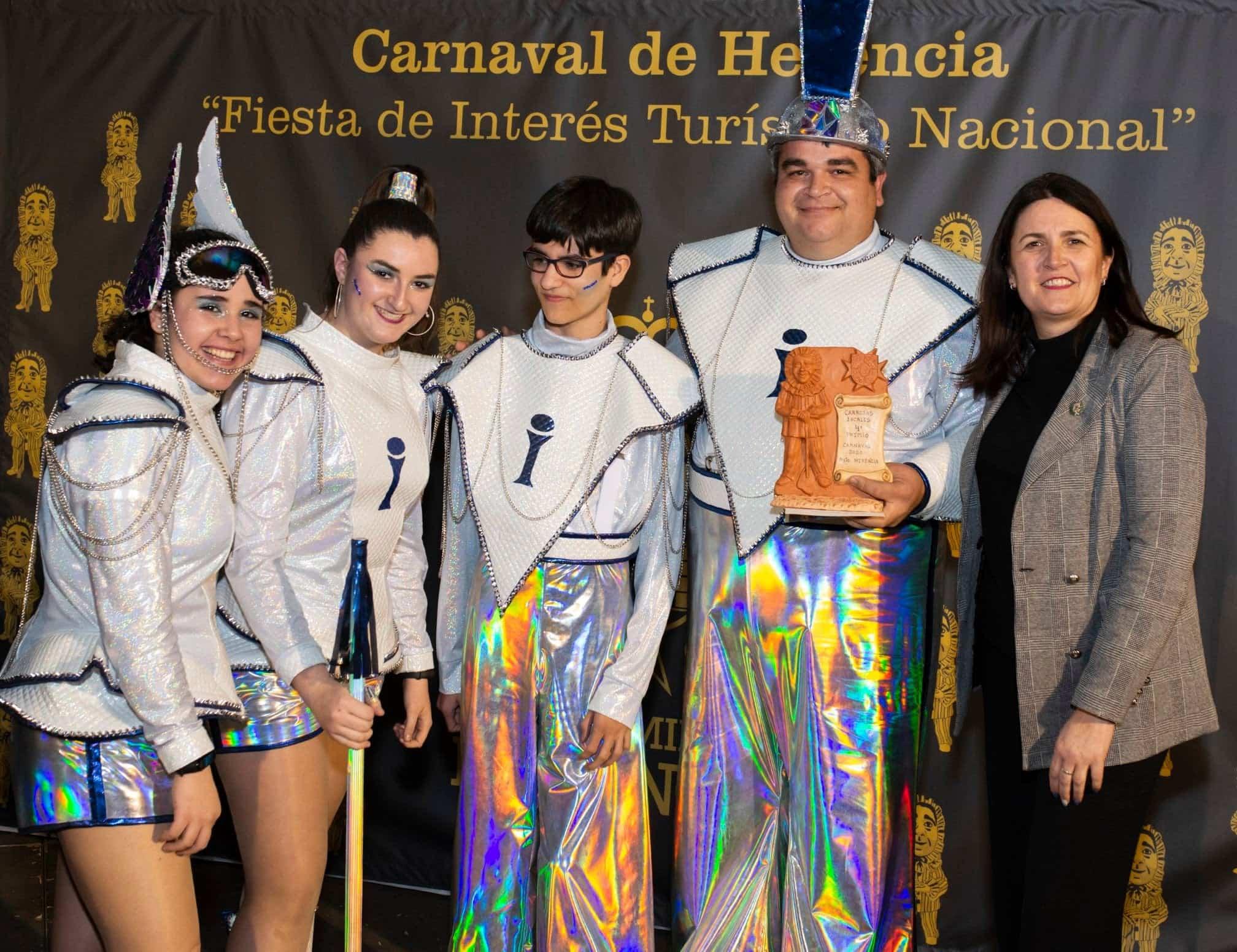 Selección de fotografías del Ofertorio del Carnaval de Herencia 419