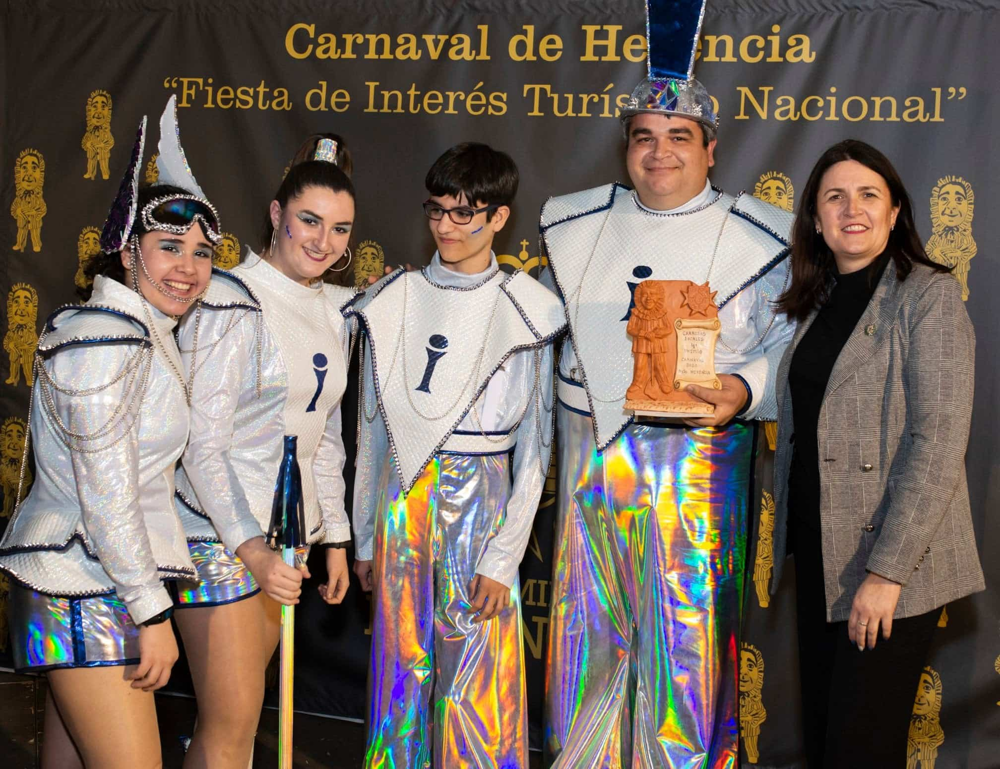 Carnaval de herencia 2020 ofertorio 143 - Selección de fotografías del Ofertorio del Carnaval de Herencia