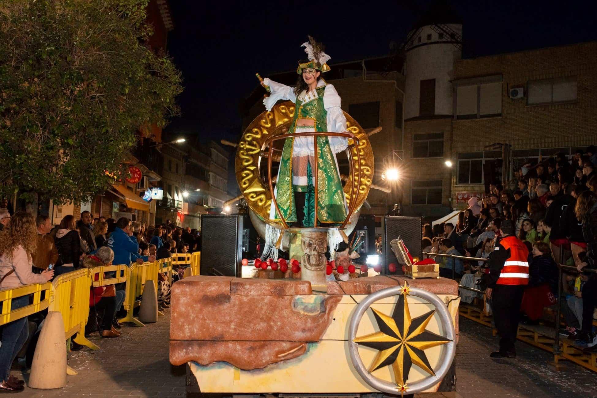 Selección de fotografías del Ofertorio del Carnaval de Herencia 417