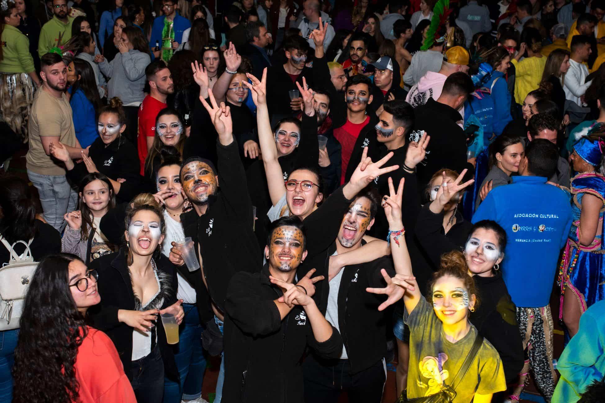 Selección de fotografías del Ofertorio del Carnaval de Herencia 416