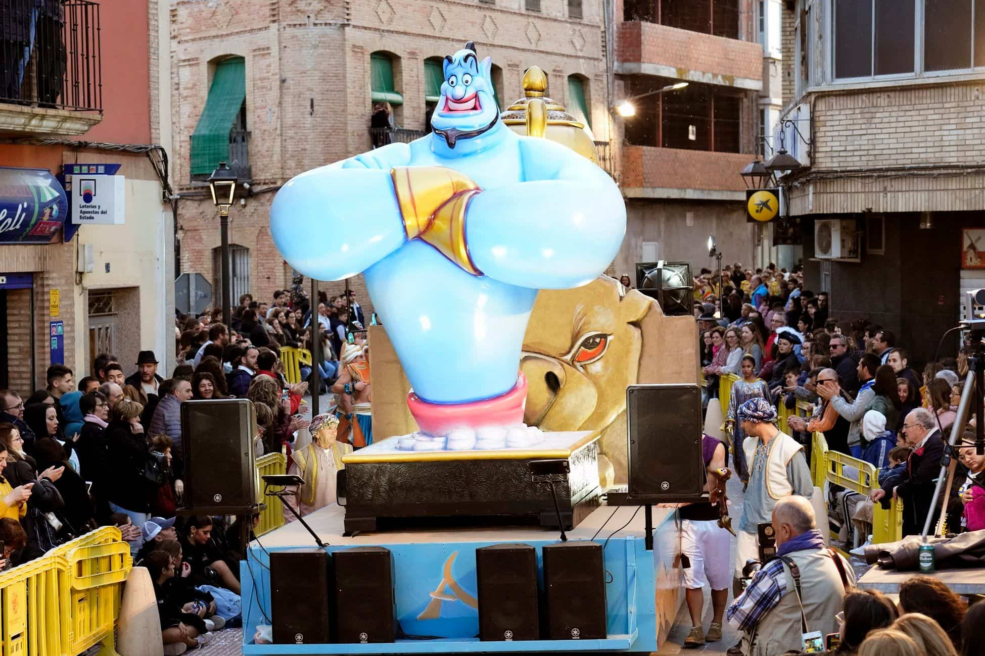 Selección de fotografías del Ofertorio del Carnaval de Herencia 415
