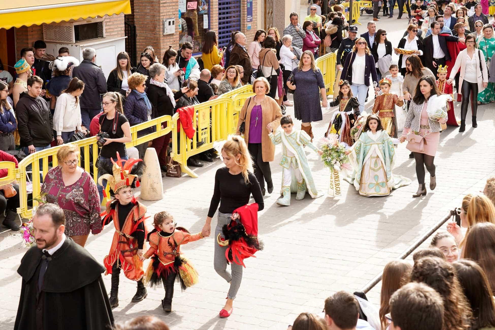 Selección de fotografías del Ofertorio del Carnaval de Herencia 414