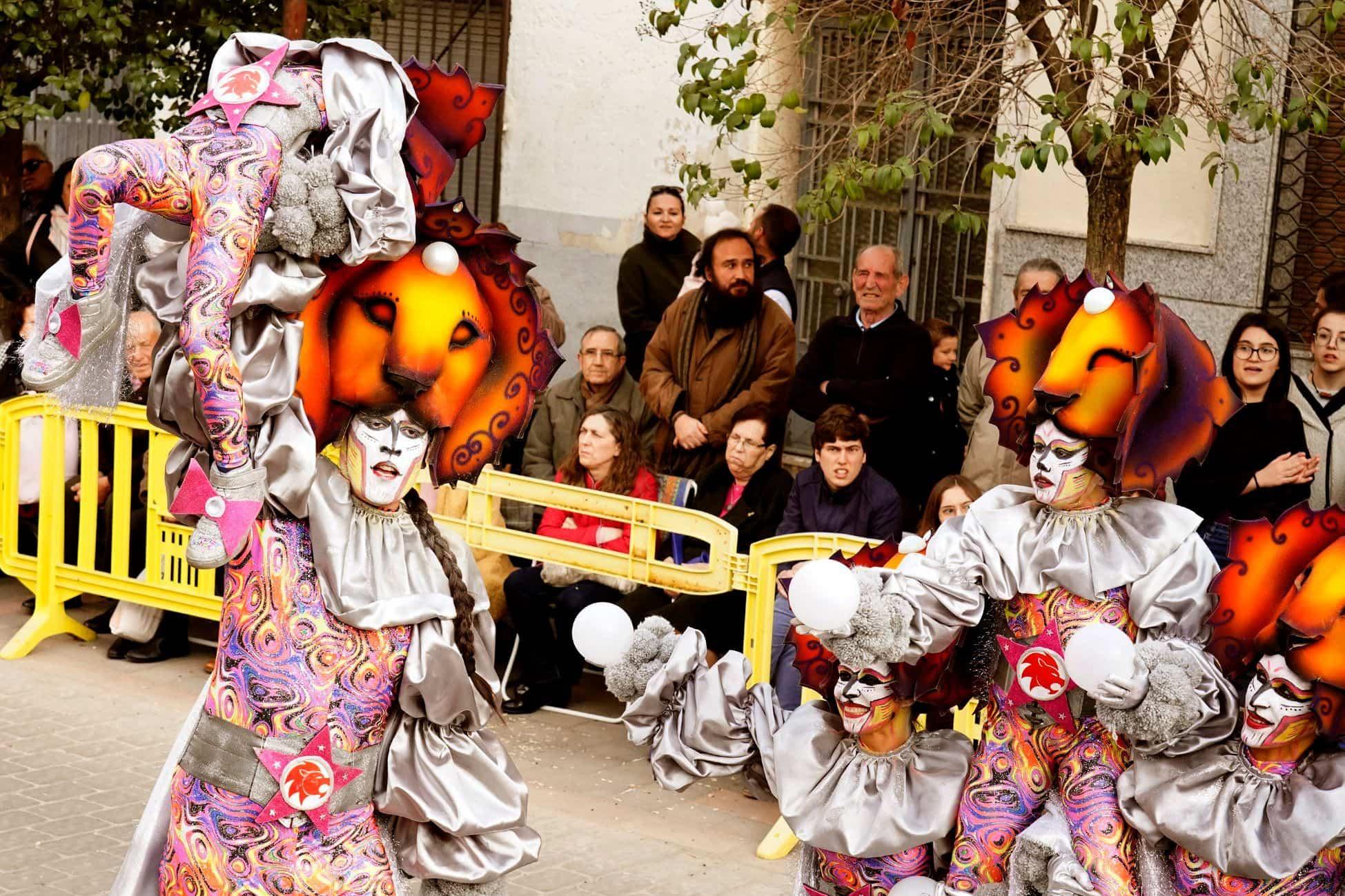 Selección de fotografías del Ofertorio del Carnaval de Herencia 413