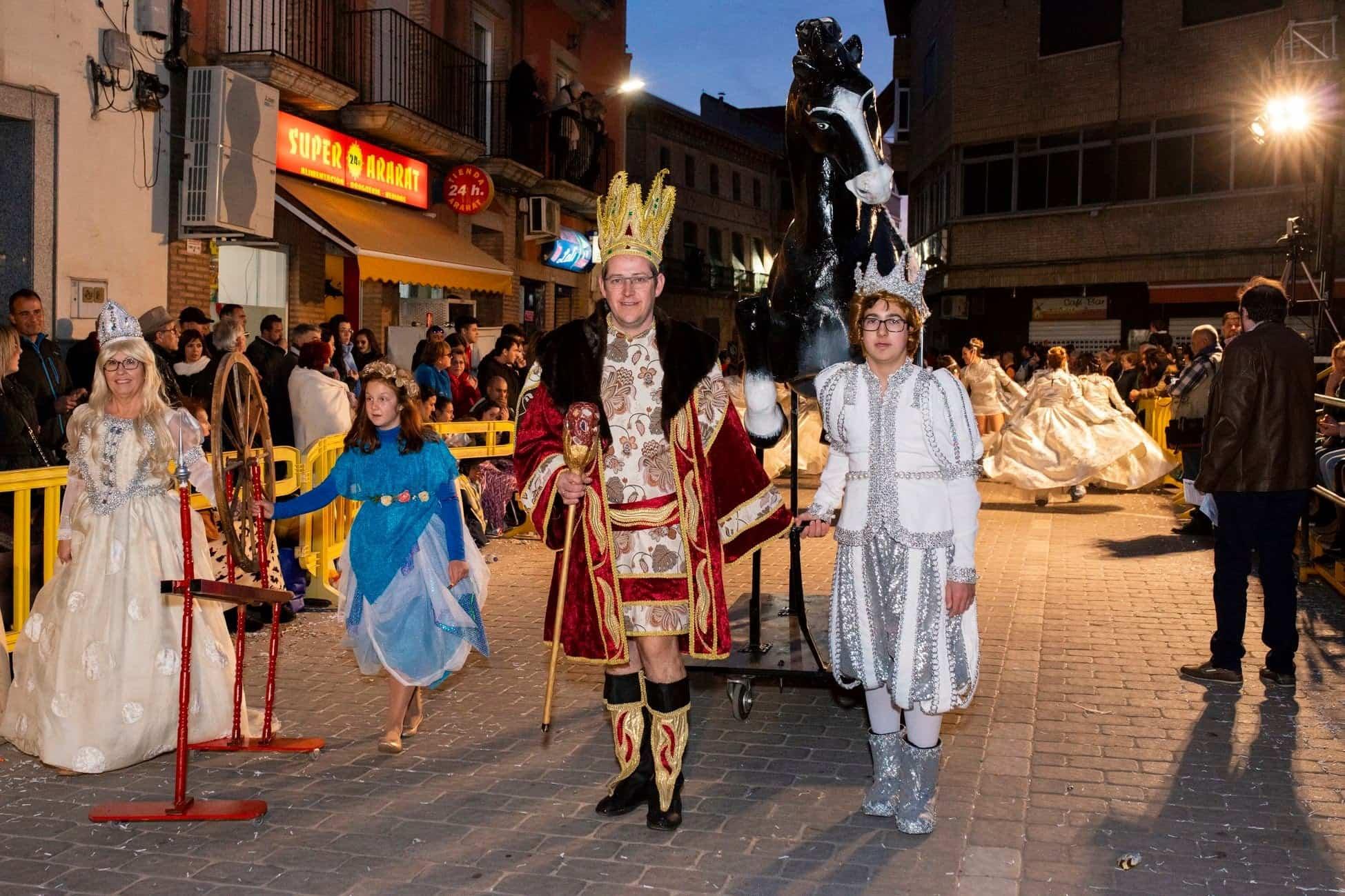 Selección de fotografías del Ofertorio del Carnaval de Herencia 412