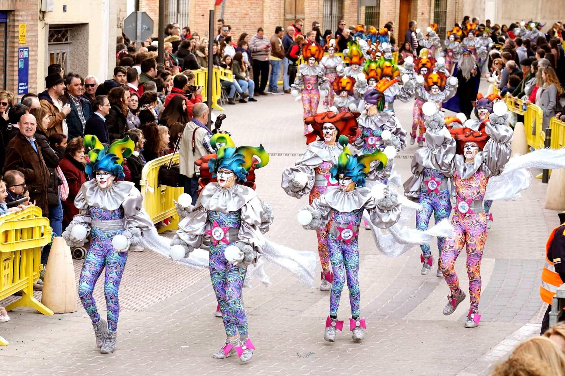 Selección de fotografías del Ofertorio del Carnaval de Herencia 411