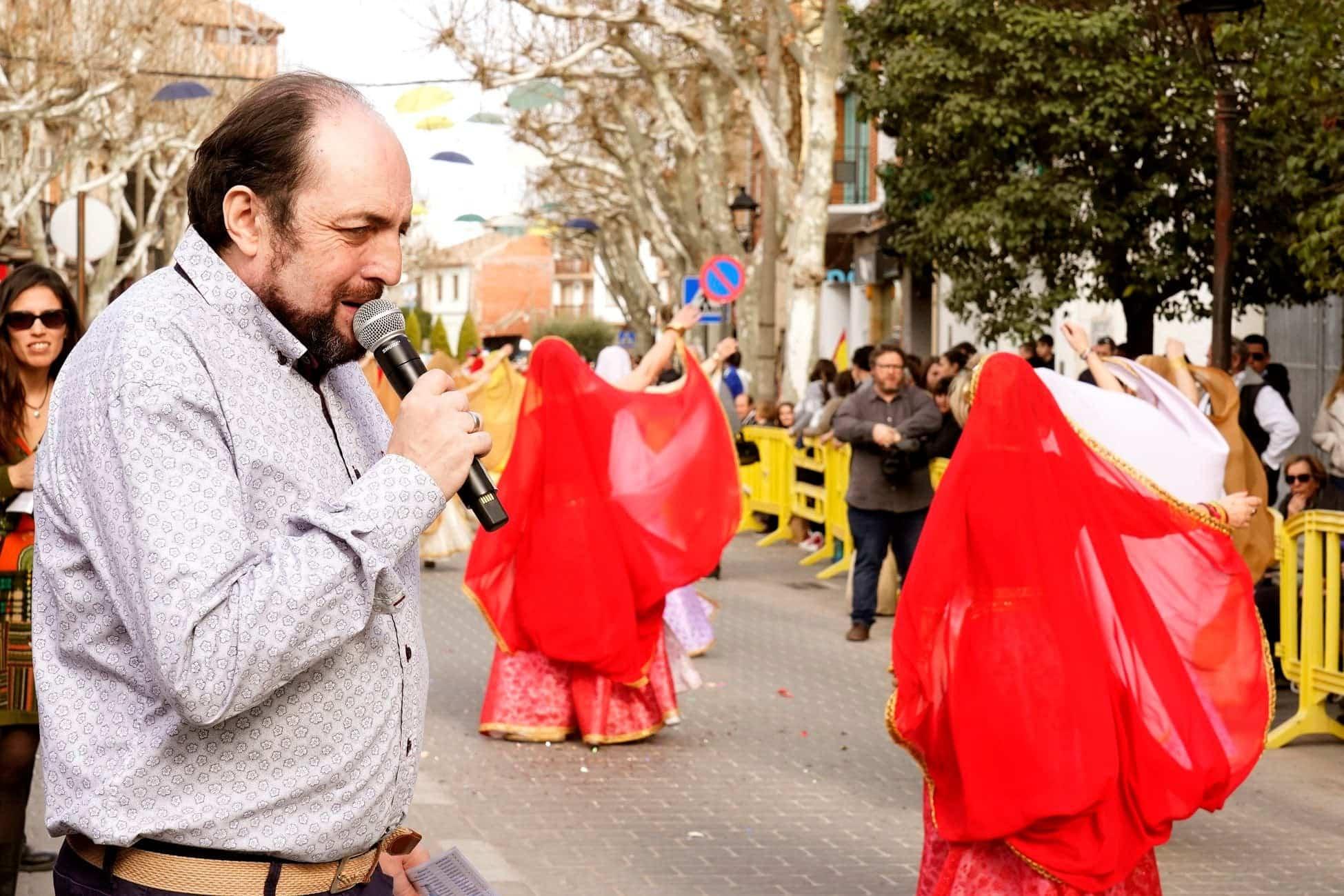 Selección de fotografías del Ofertorio del Carnaval de Herencia 409