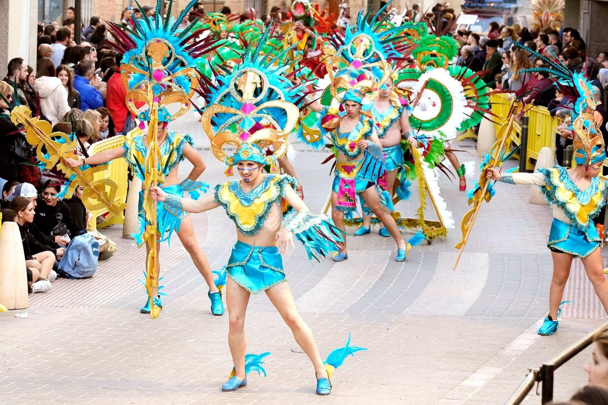 Selección de fotografías del Ofertorio del Carnaval de Herencia 408