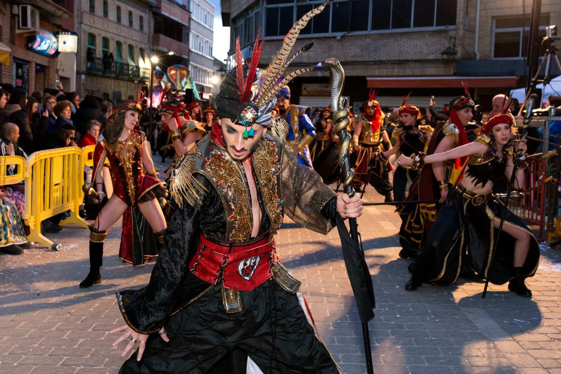 Selección de fotografías del Ofertorio del Carnaval de Herencia 407