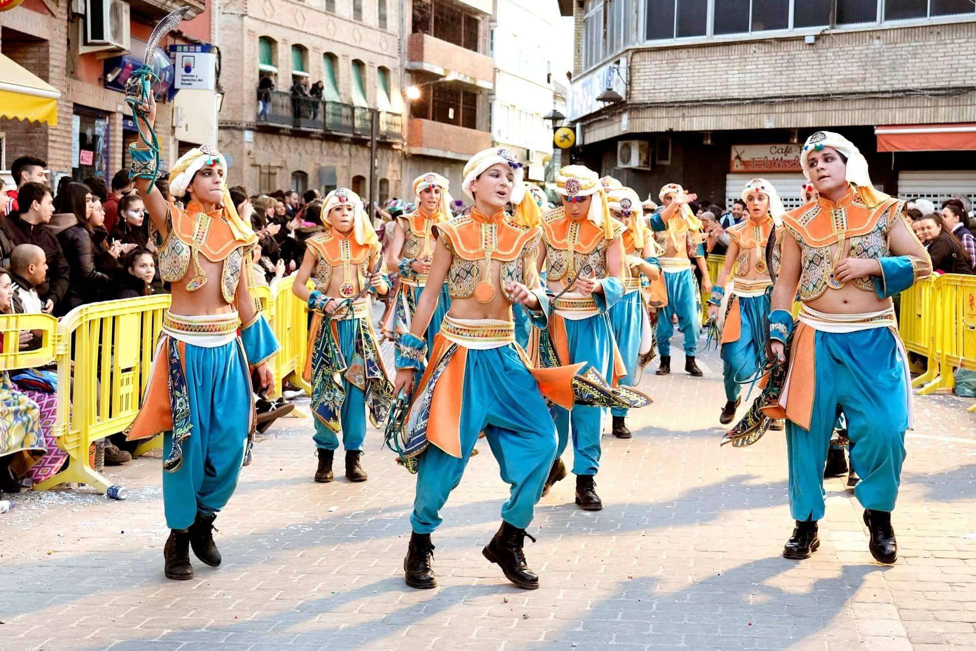 Selección de fotografías del Ofertorio del Carnaval de Herencia 406