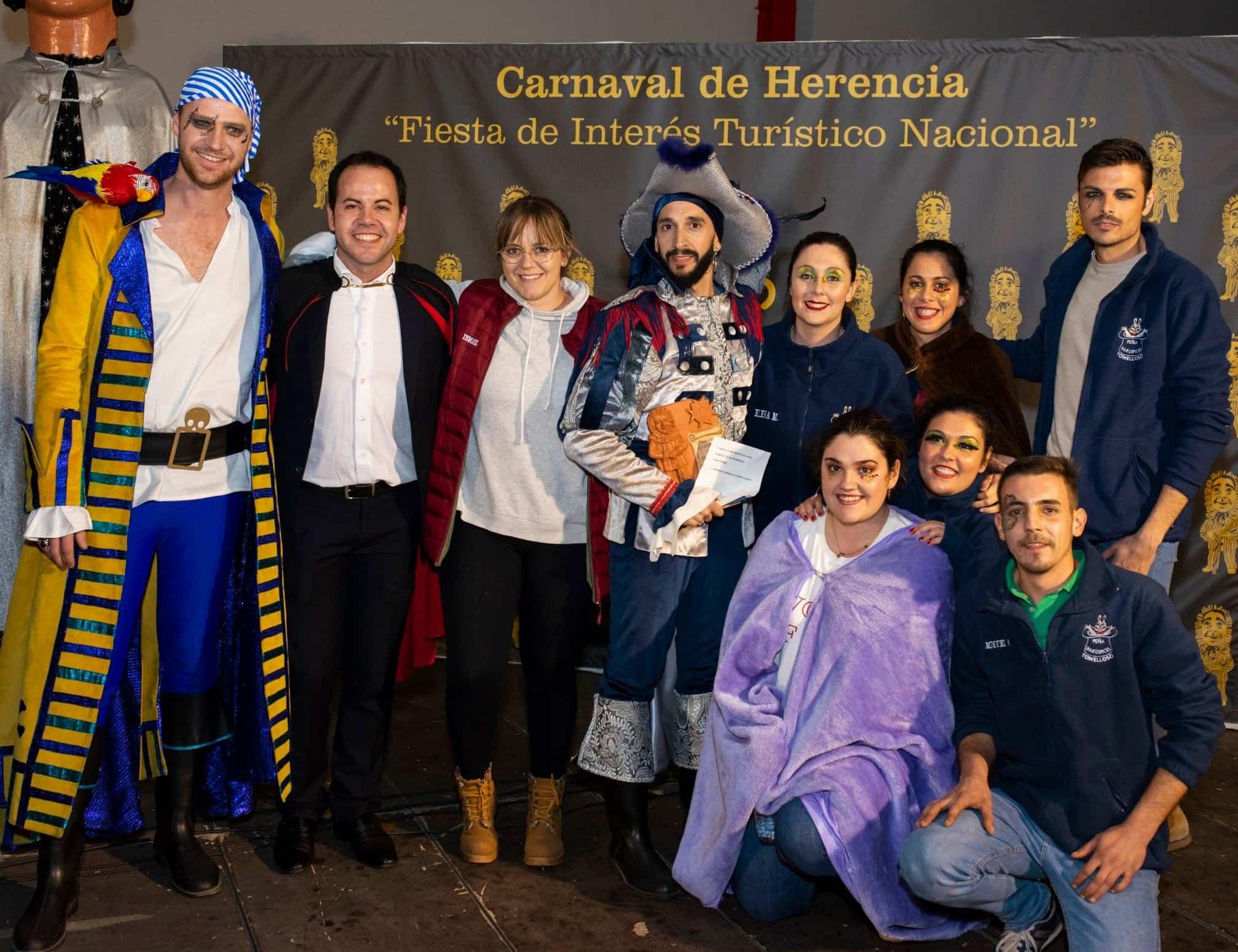 Selección de fotografías del Ofertorio del Carnaval de Herencia 405