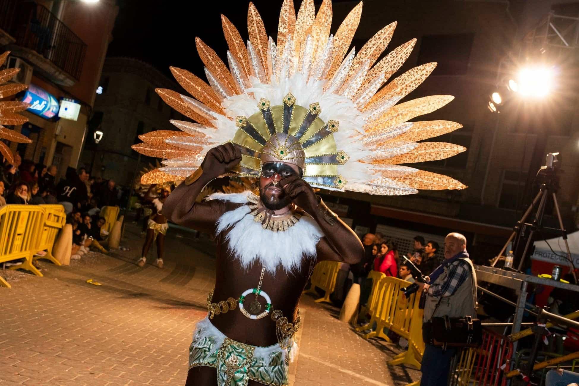 Selección de fotografías del Ofertorio del Carnaval de Herencia 404