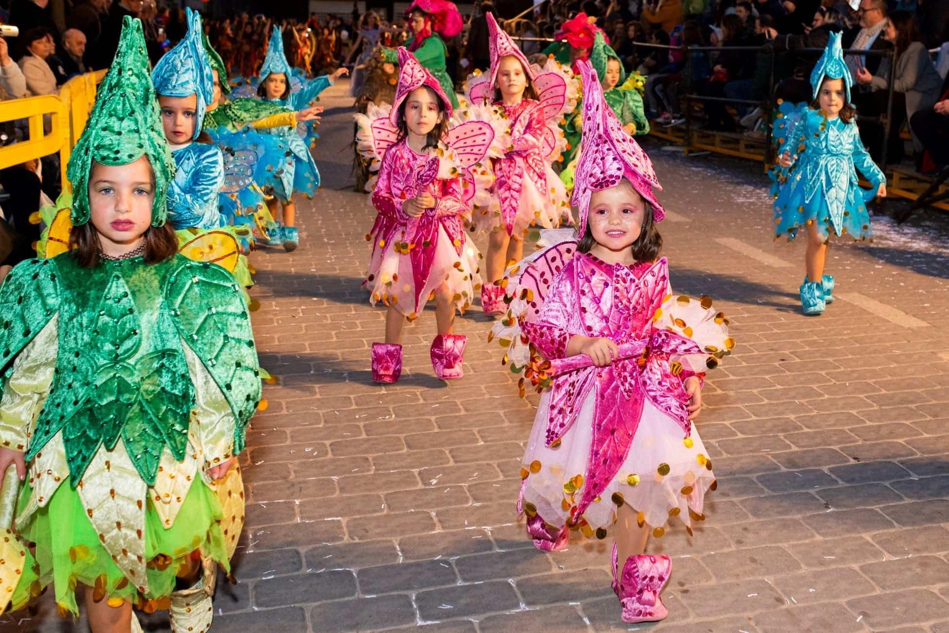 Selección de fotografías del Ofertorio del Carnaval de Herencia 403