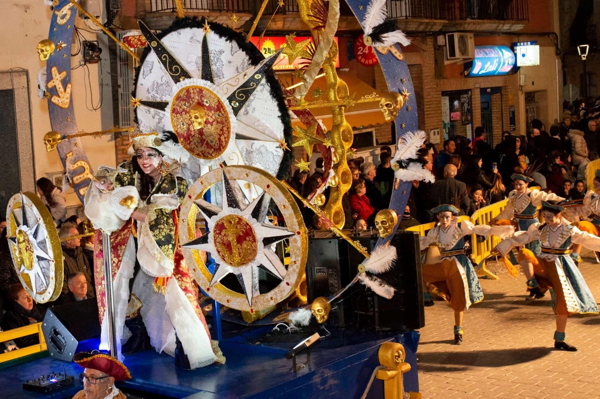 Selección de fotografías del Ofertorio del Carnaval de Herencia 546