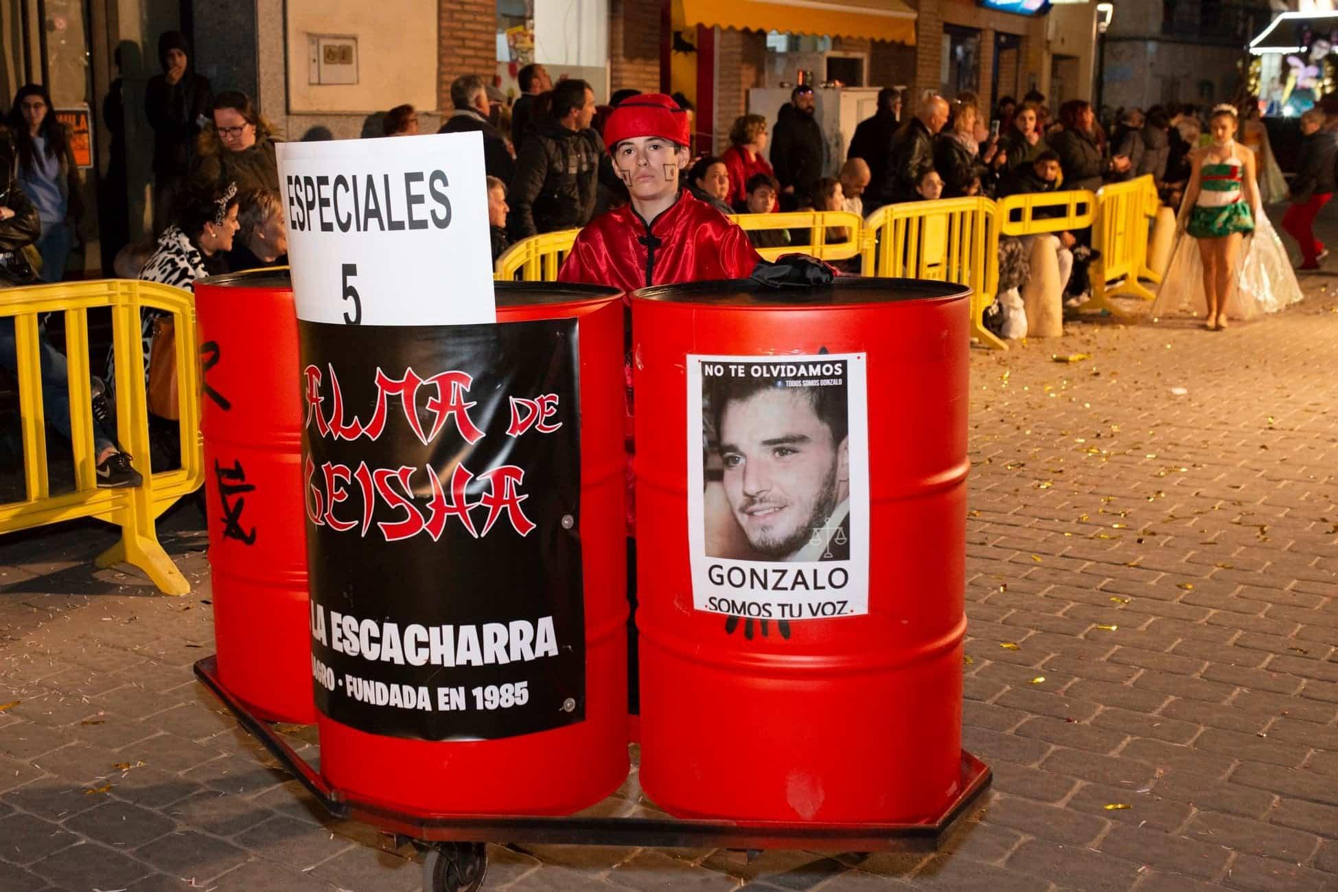 Selección de fotografías del Ofertorio del Carnaval de Herencia 402