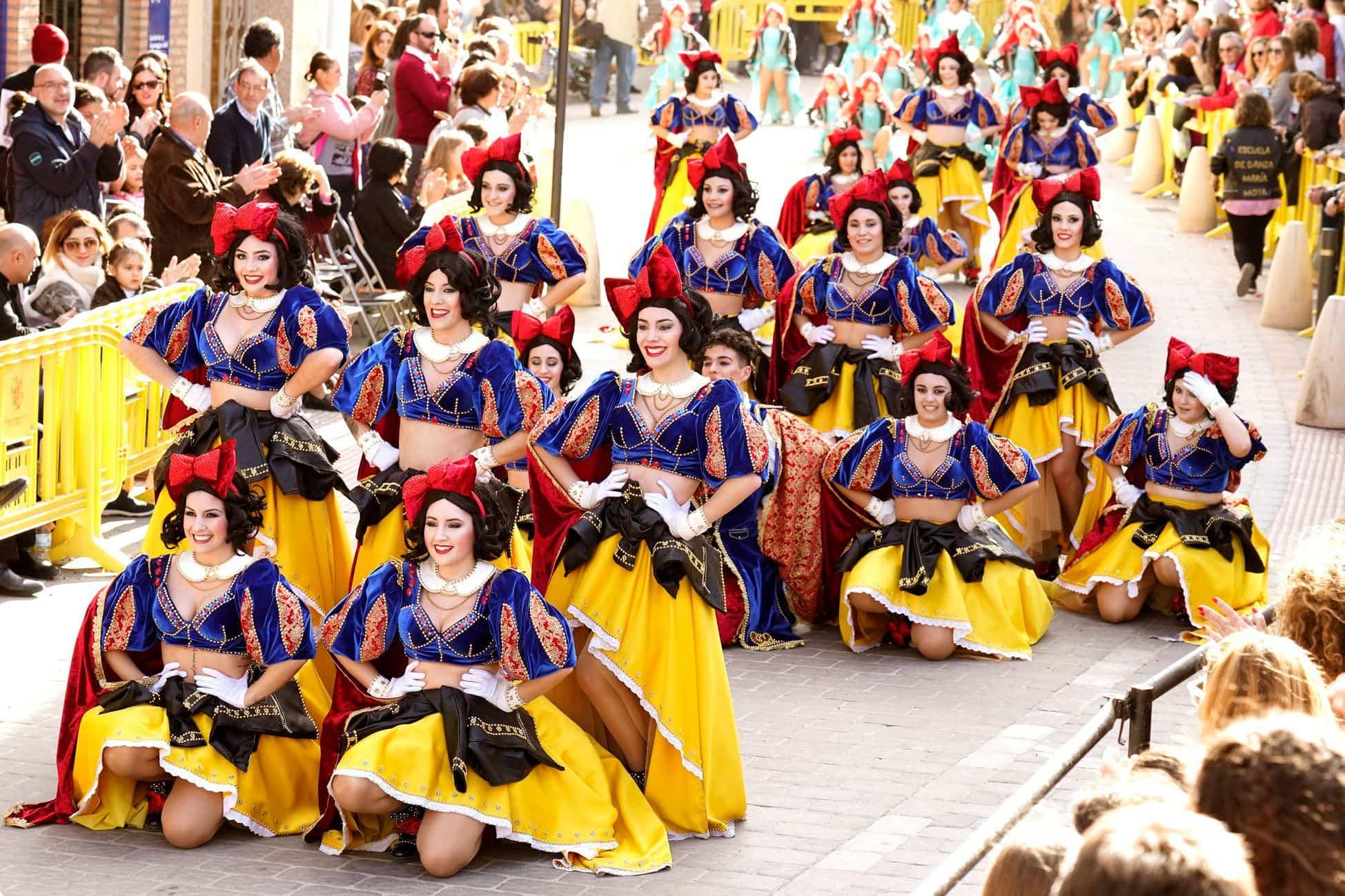 Selección de fotografías del Ofertorio del Carnaval de Herencia 401