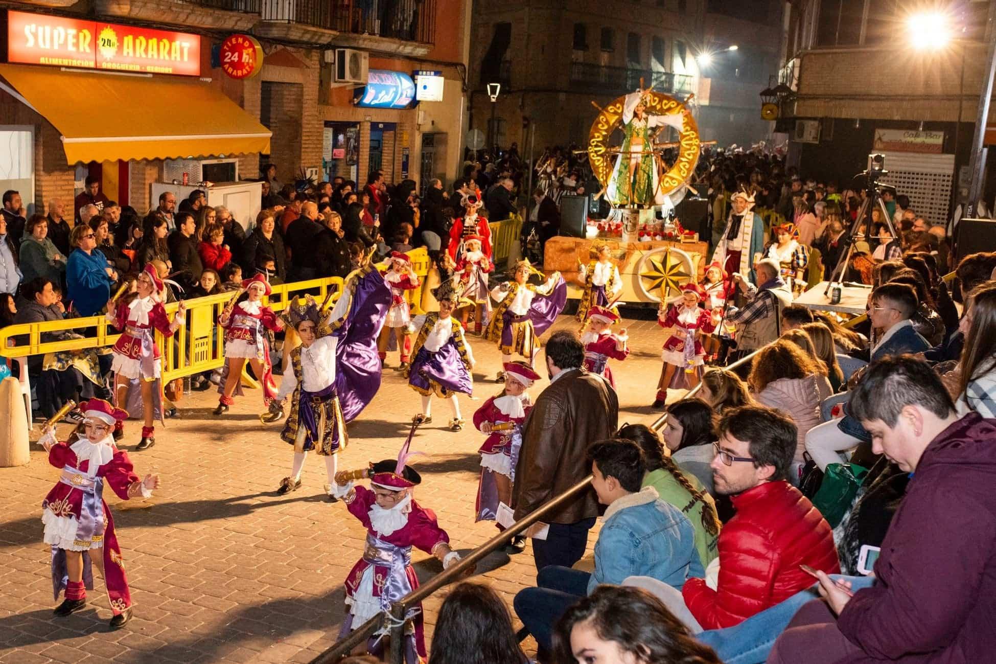 Selección de fotografías del Ofertorio del Carnaval de Herencia 400