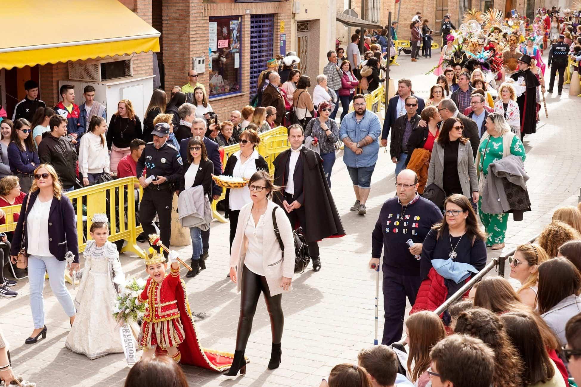 Selección de fotografías del Ofertorio del Carnaval de Herencia 399