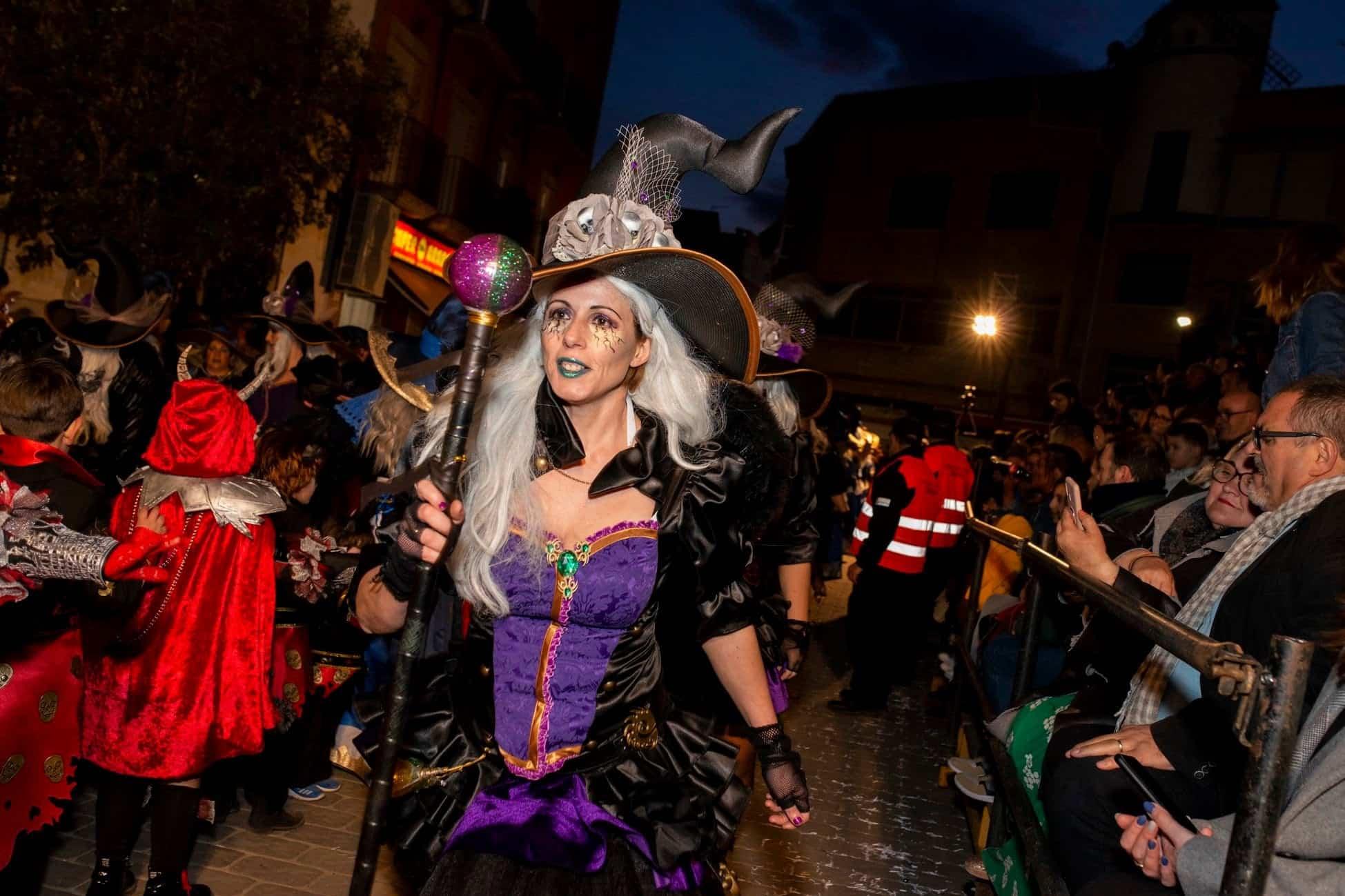 Selección de fotografías del Ofertorio del Carnaval de Herencia 398