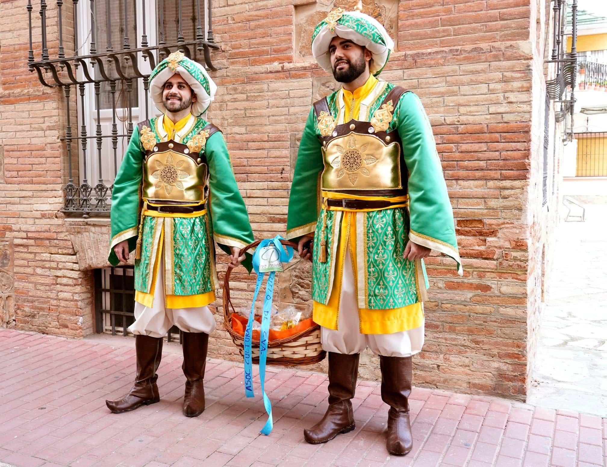 Selección de fotografías del Ofertorio del Carnaval de Herencia 396