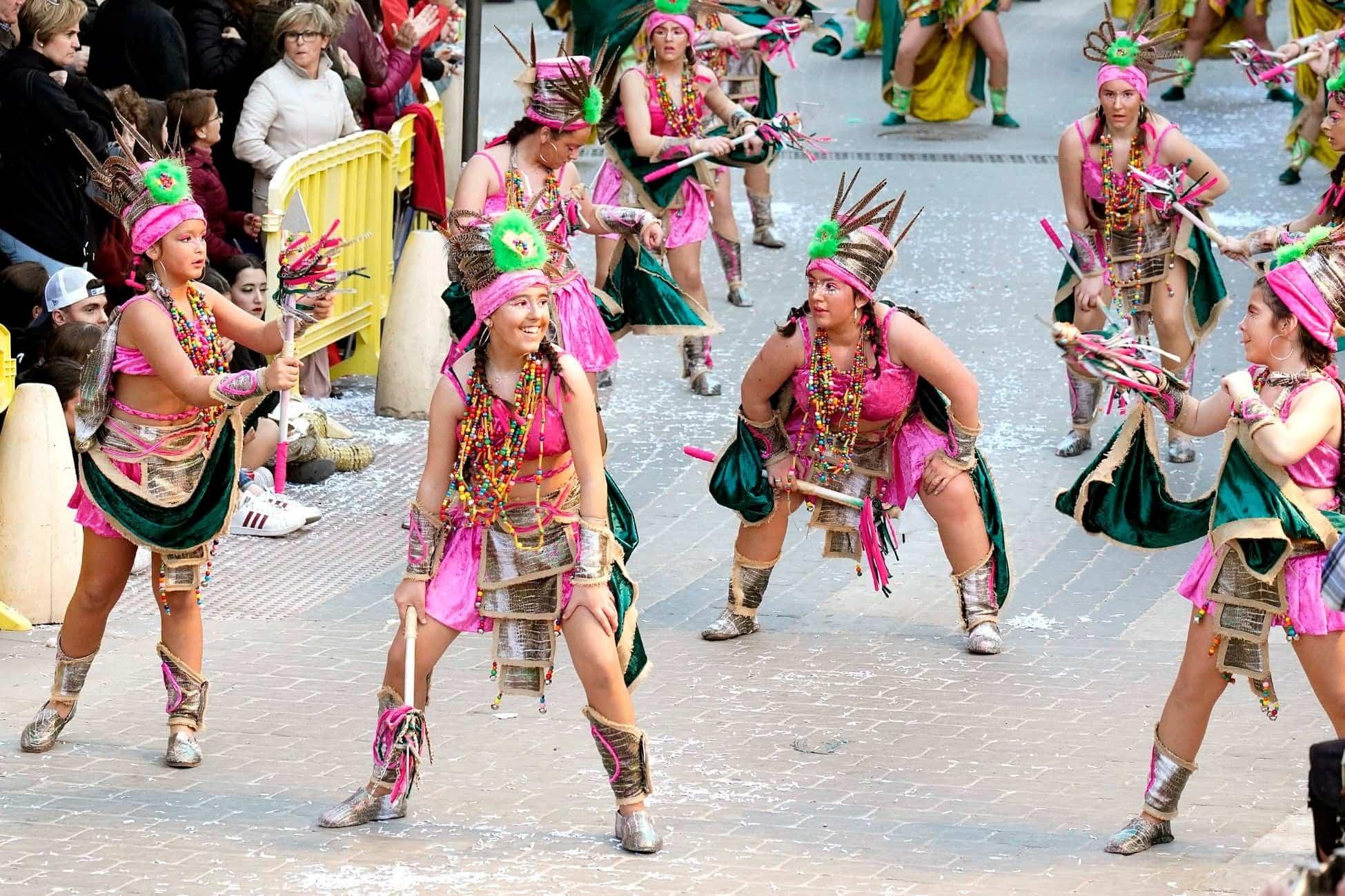 Selección de fotografías del Ofertorio del Carnaval de Herencia 395