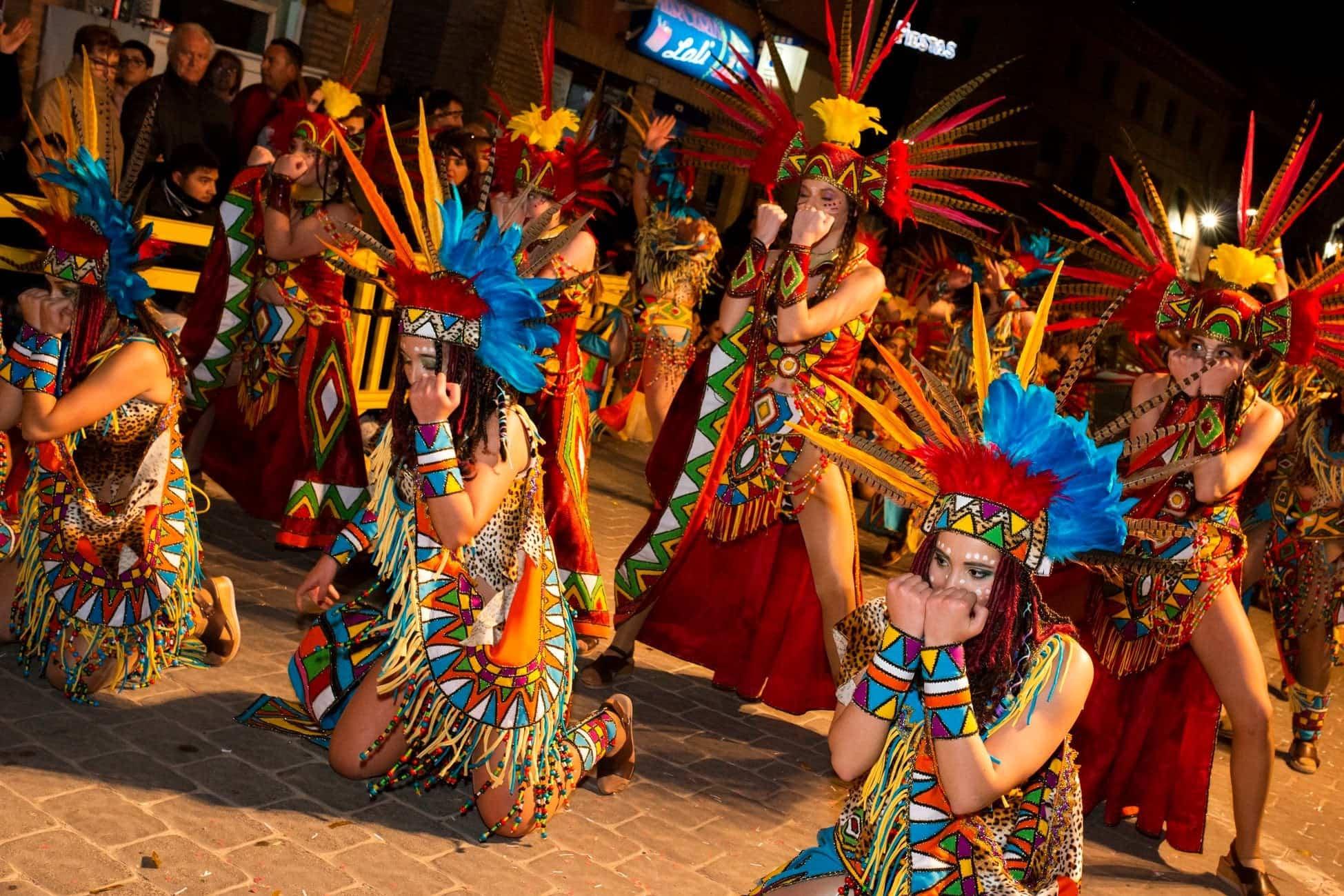 Selección de fotografías del Ofertorio del Carnaval de Herencia 394
