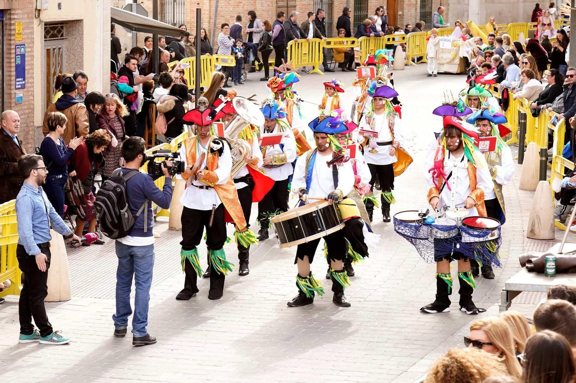 Selección de fotografías del Ofertorio del Carnaval de Herencia 393