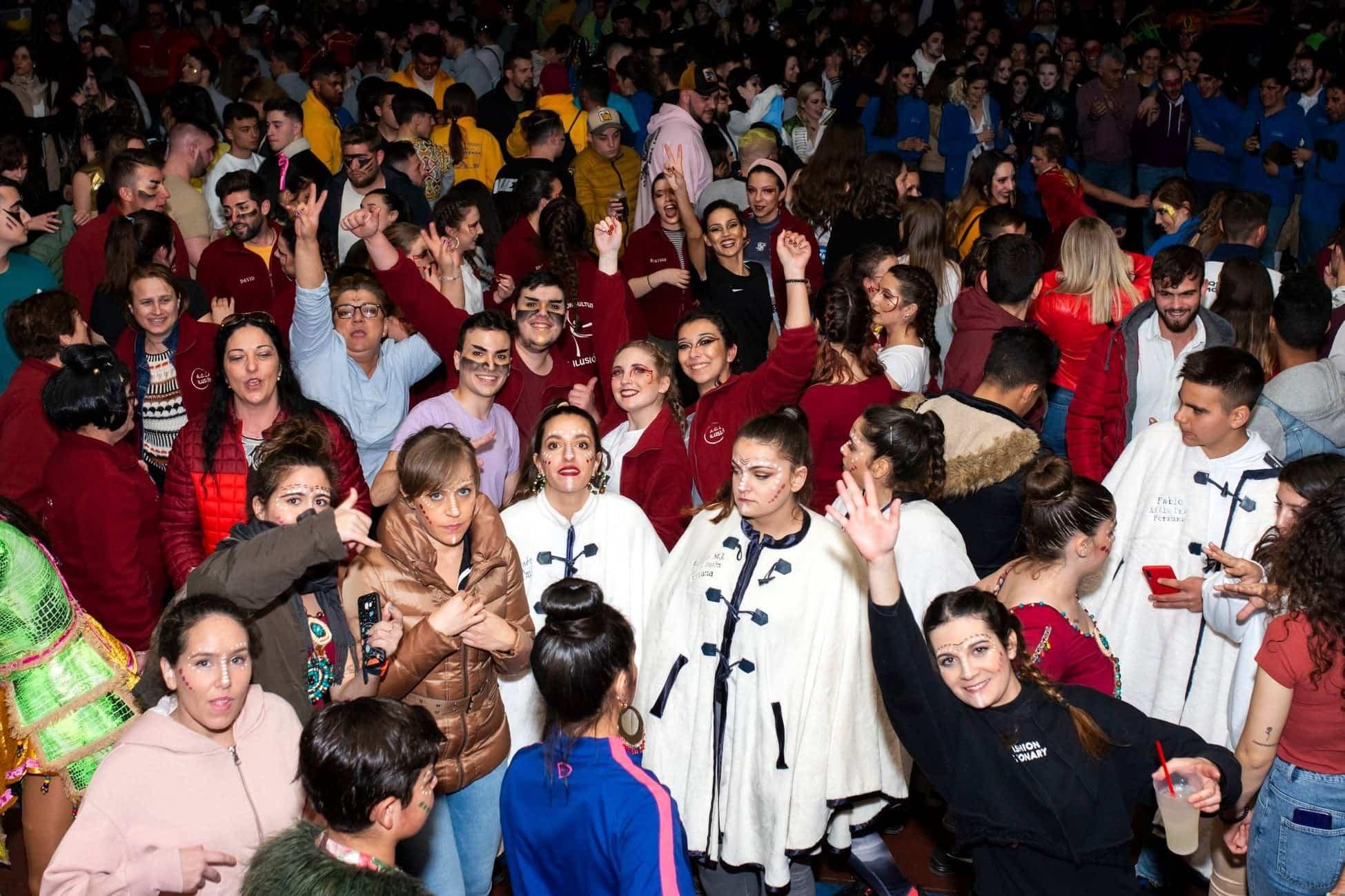 Selección de fotografías del Ofertorio del Carnaval de Herencia 545
