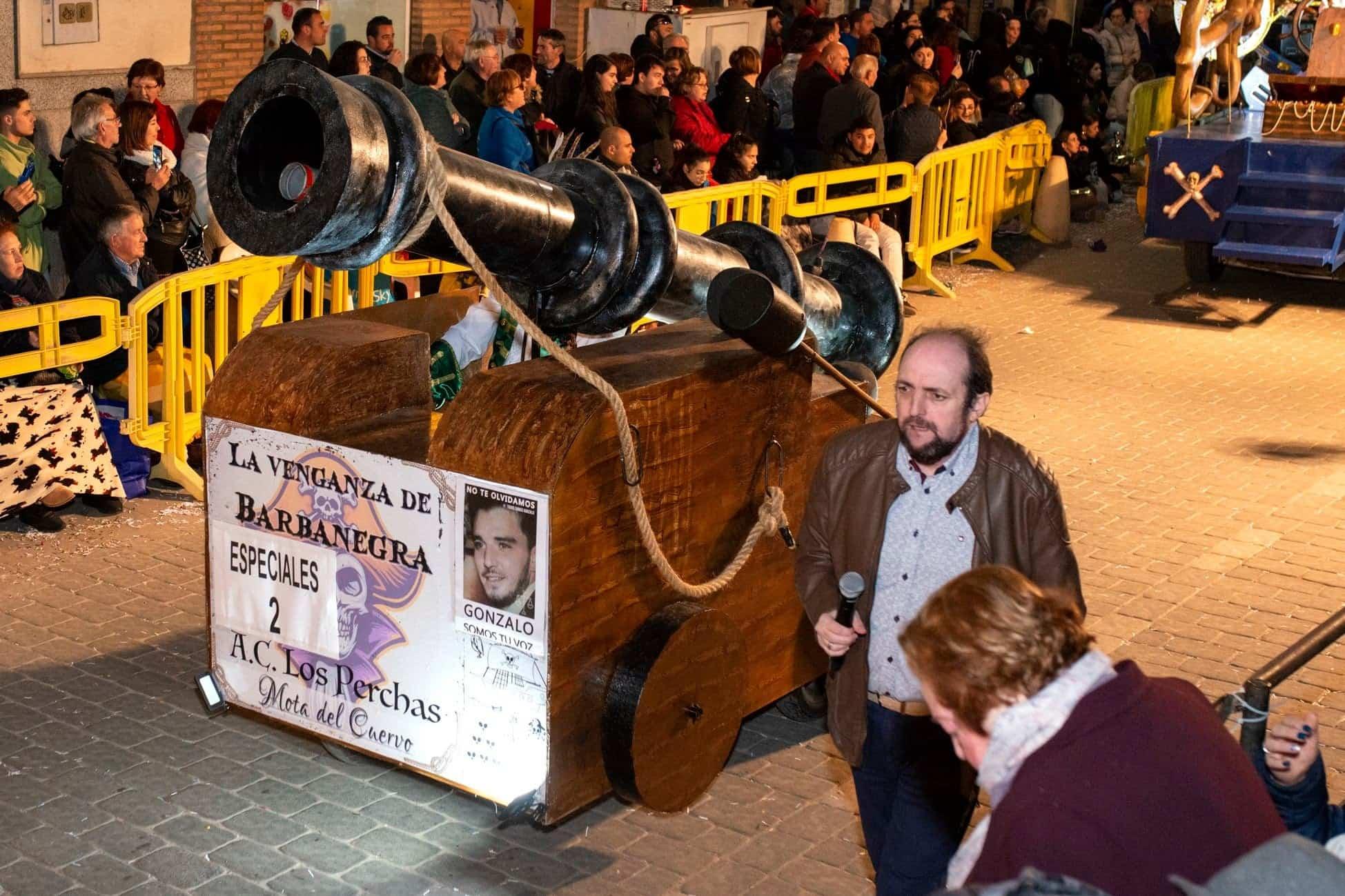 Selección de fotografías del Ofertorio del Carnaval de Herencia 392