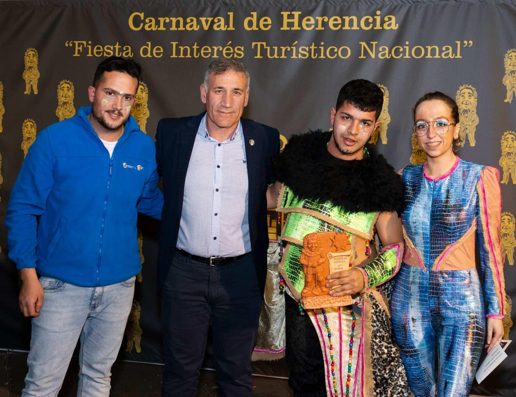 Selección de fotografías del Ofertorio del Carnaval de Herencia 390