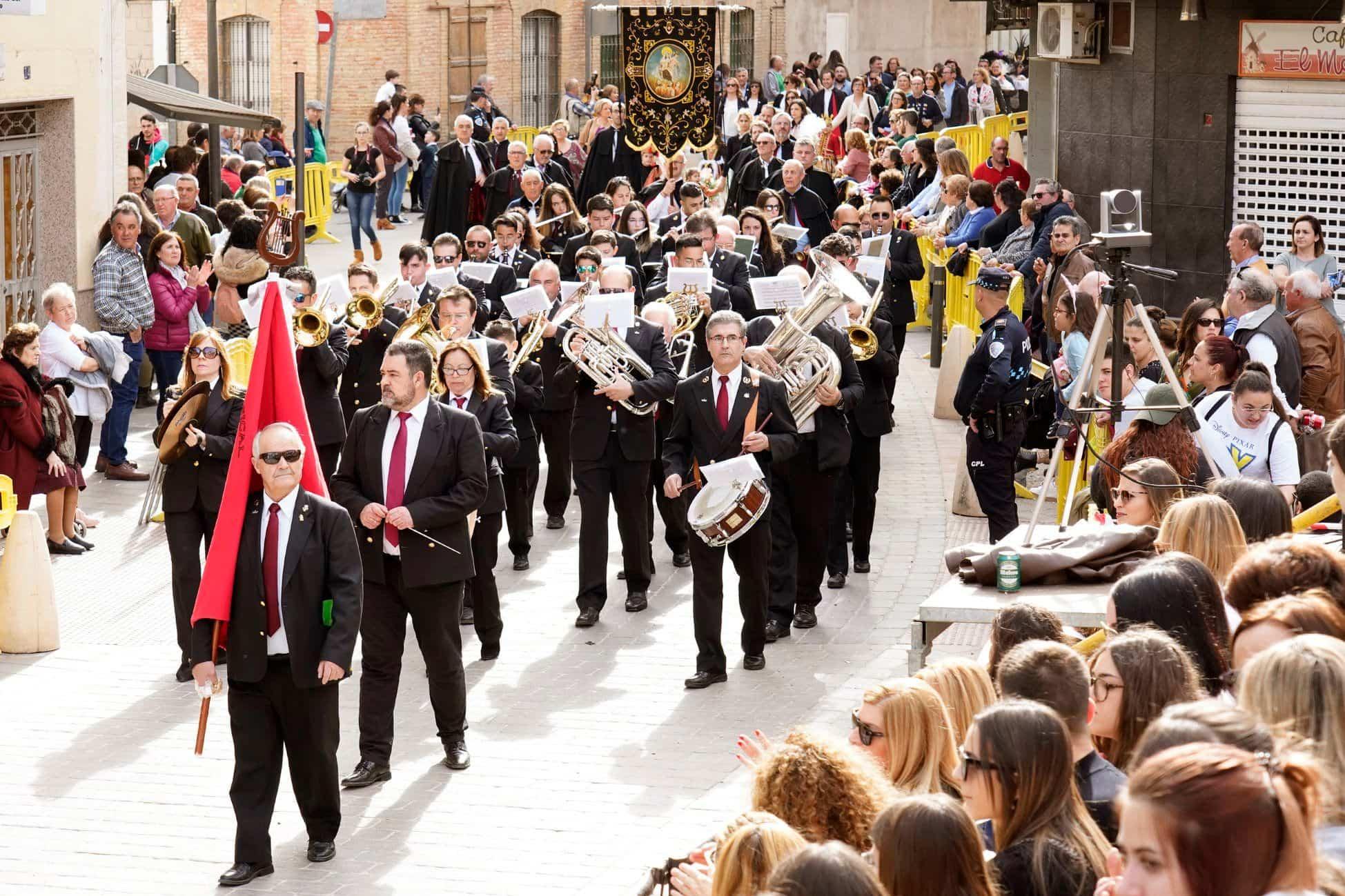 Selección de fotografías del Ofertorio del Carnaval de Herencia 389