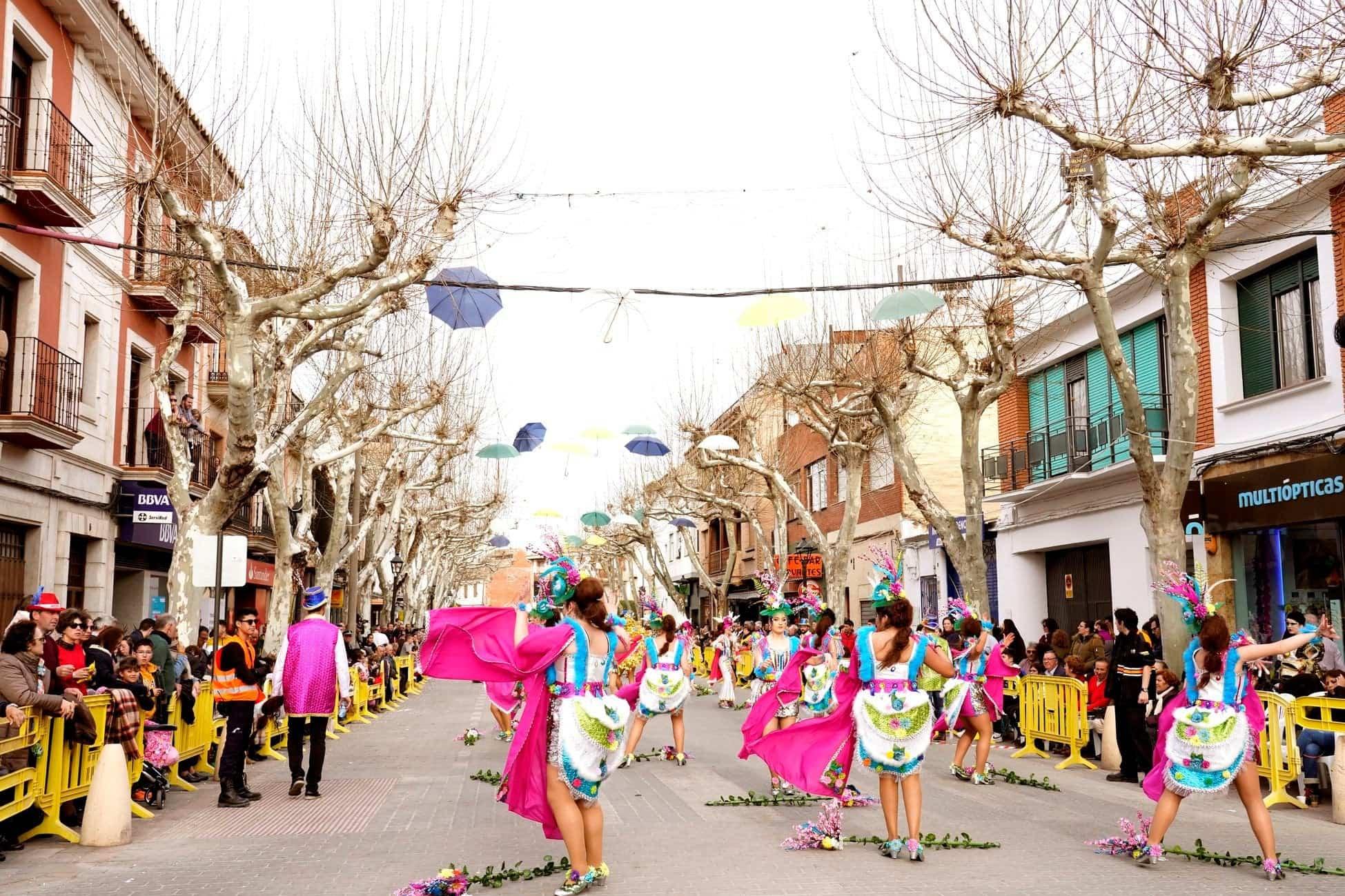 Selección de fotografías del Ofertorio del Carnaval de Herencia 388