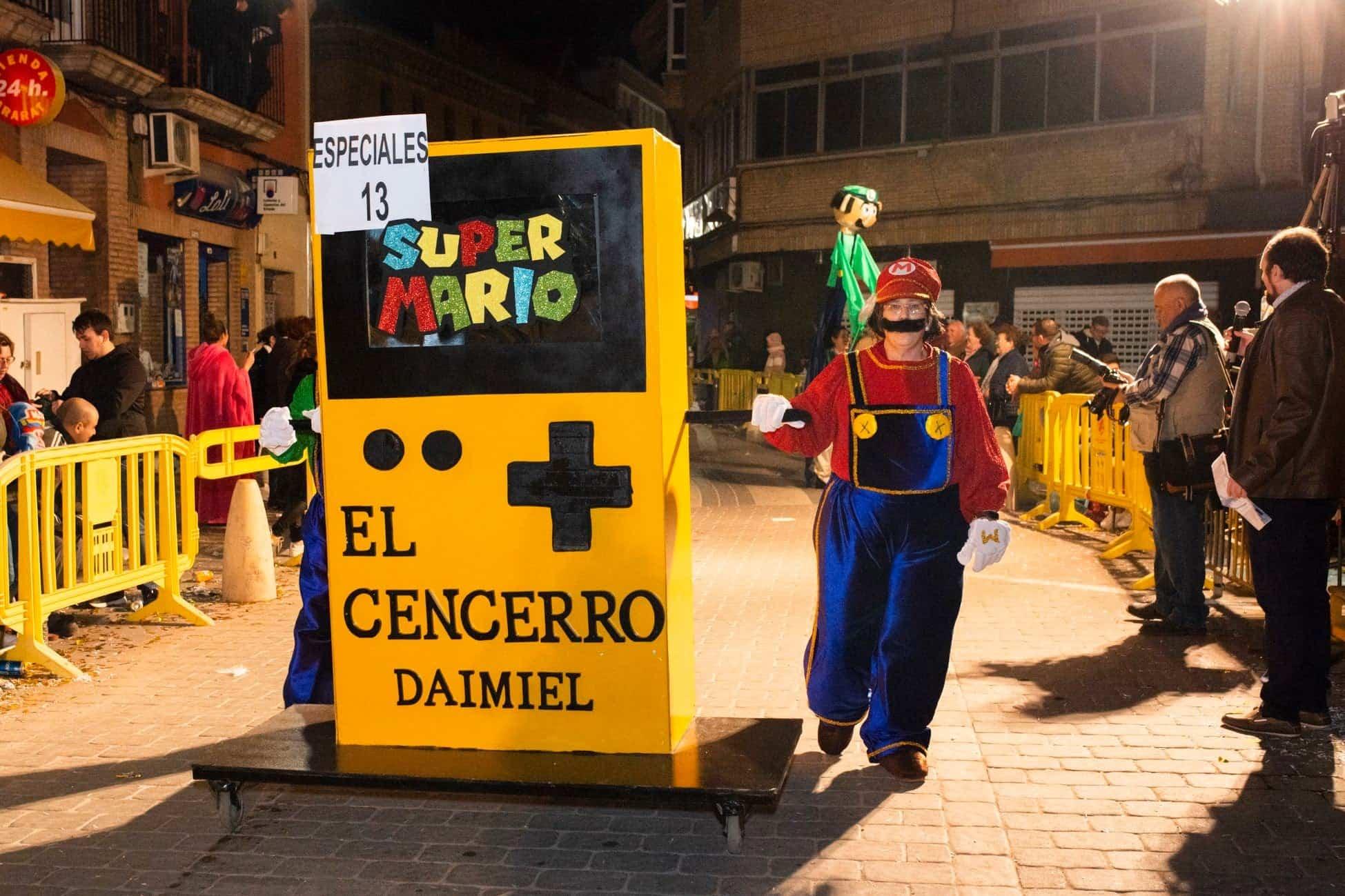 Selección de fotografías del Ofertorio del Carnaval de Herencia 544