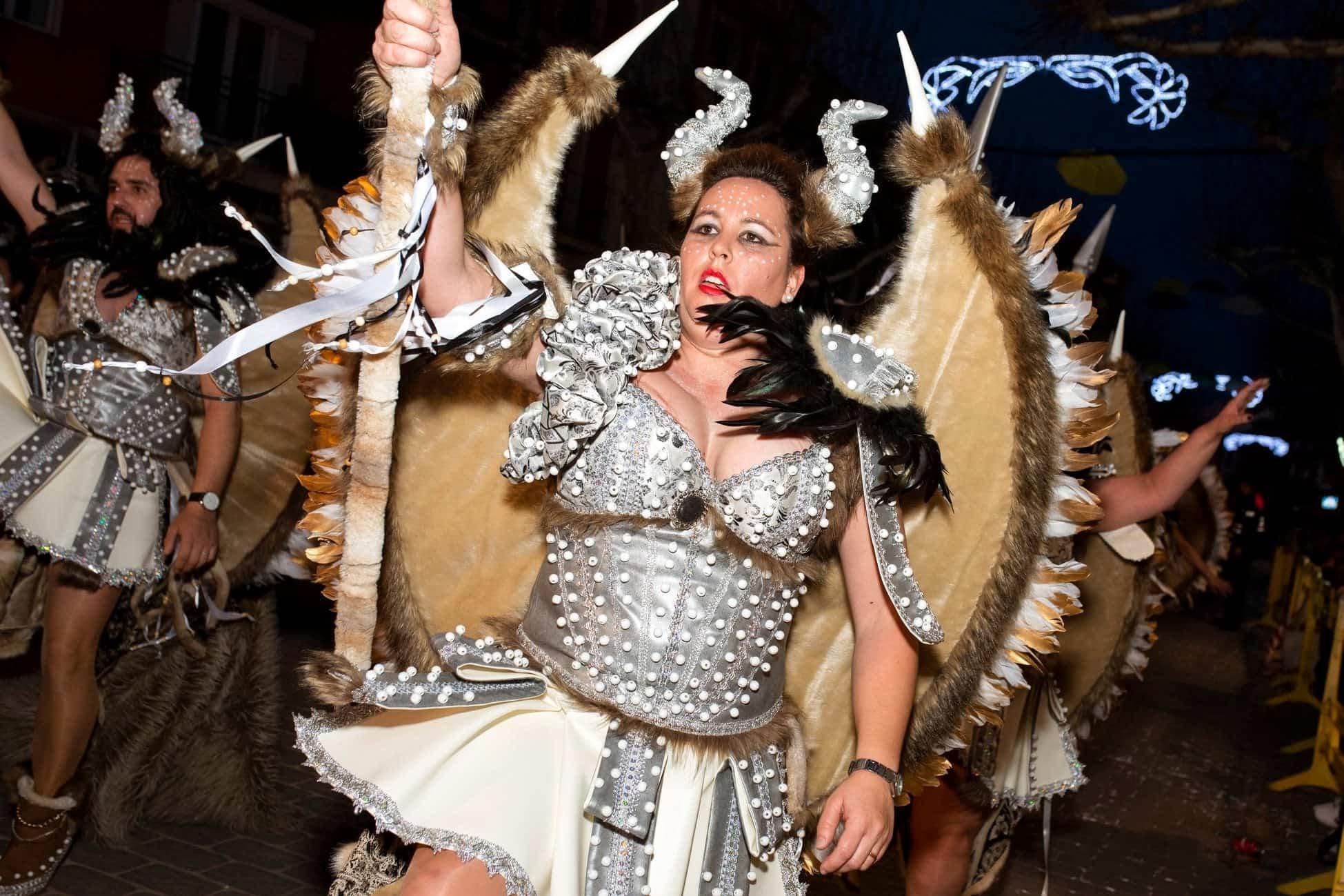 Selección de fotografías del Ofertorio del Carnaval de Herencia 543